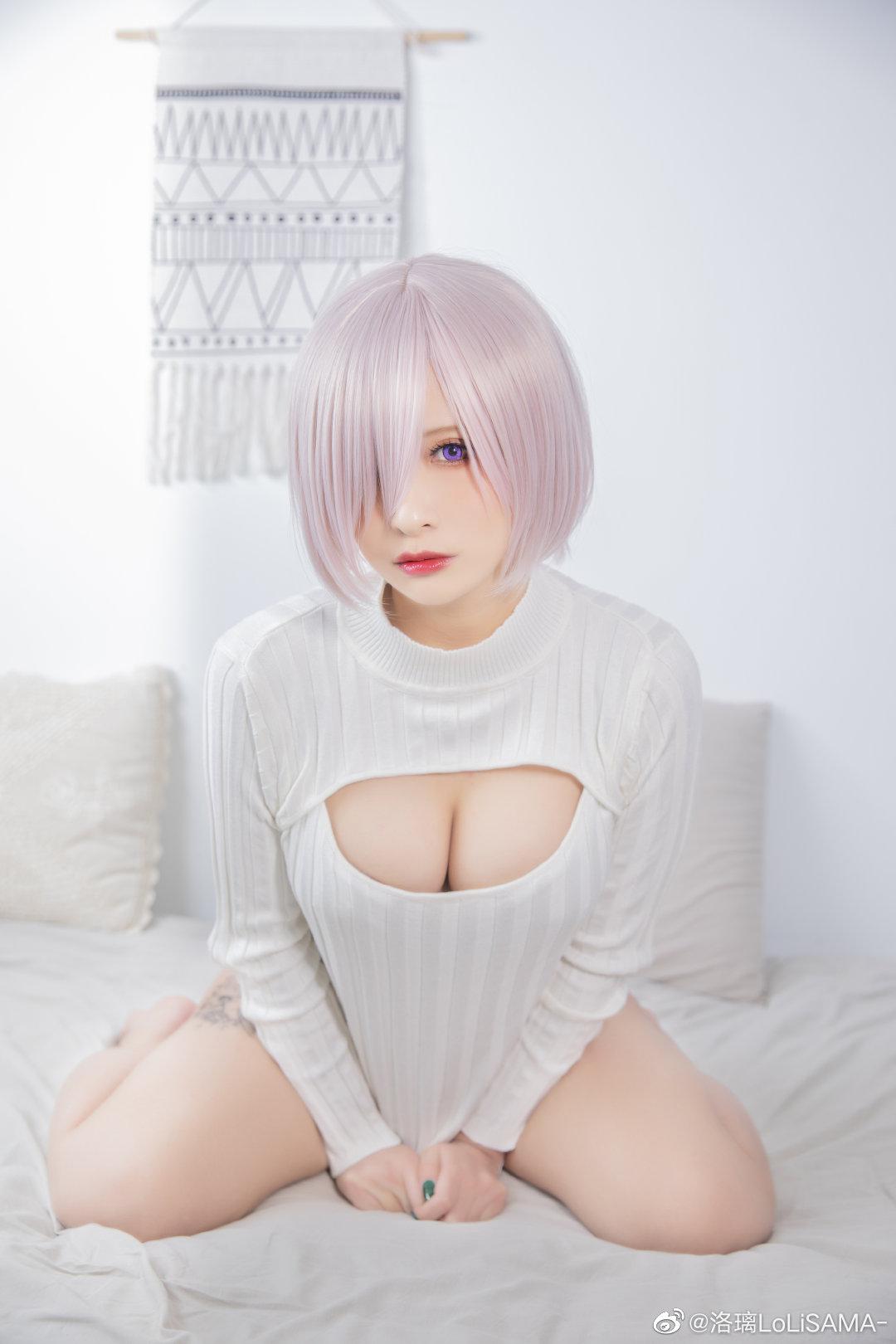 Fate/Grand Order   玛修·基列莱特   @洛璃LoLiSAMA- (9P)-第9张