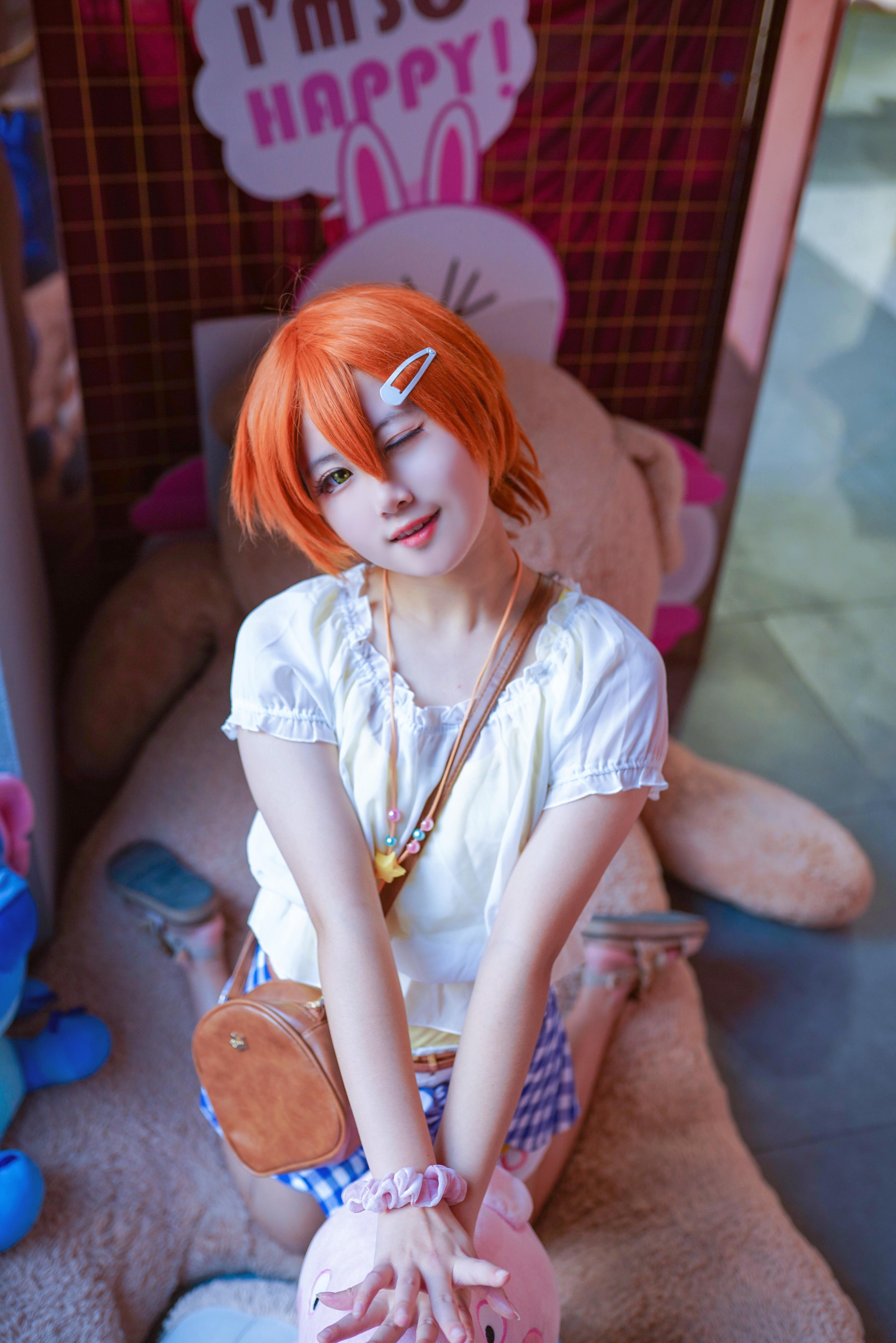 《LOVE LIVE!》少女cosplay【CN:_李笑颜Lee】-第15张