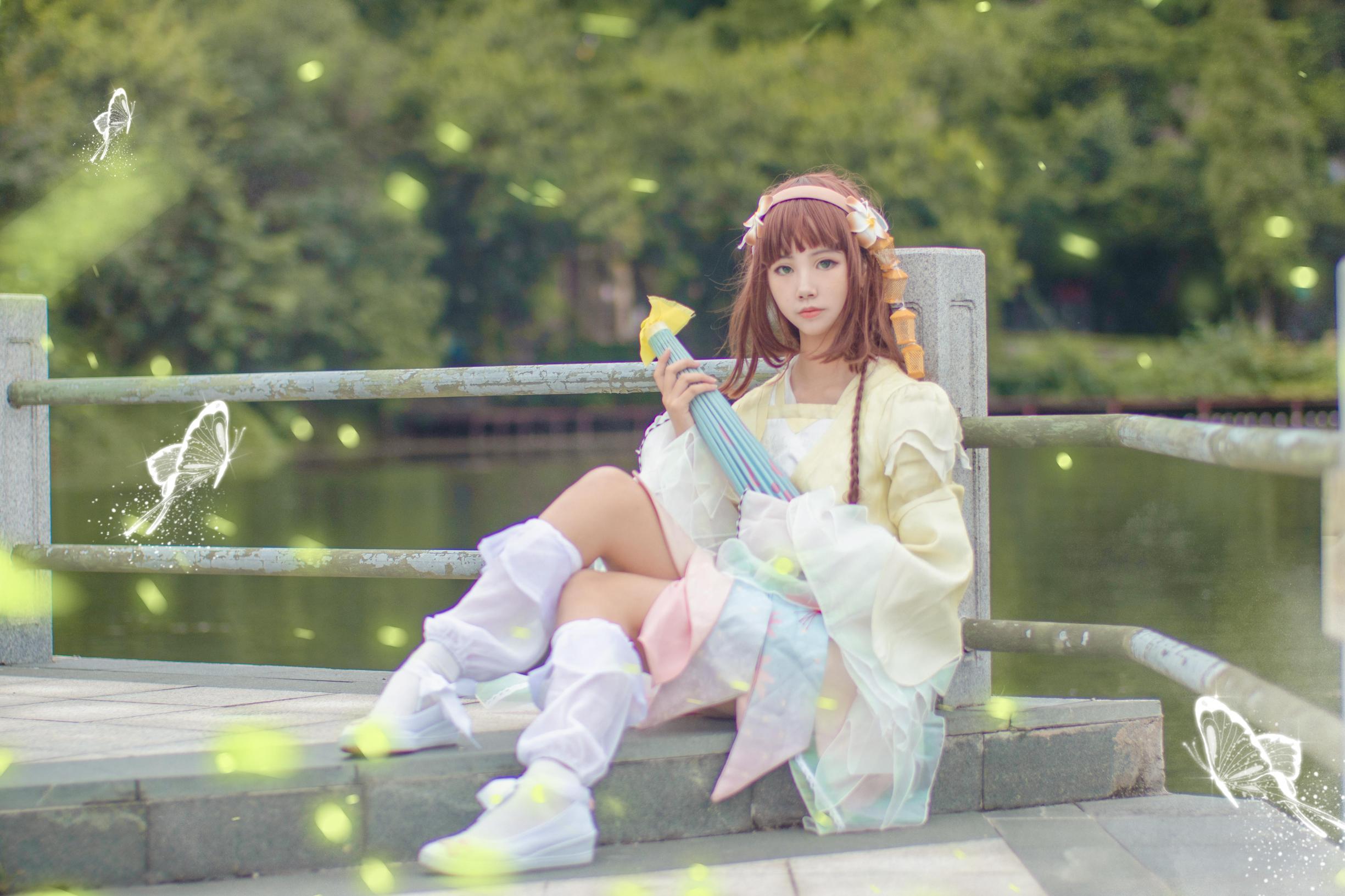 《王者荣耀》正片cosplay【CN:夜玖wine】-第5张