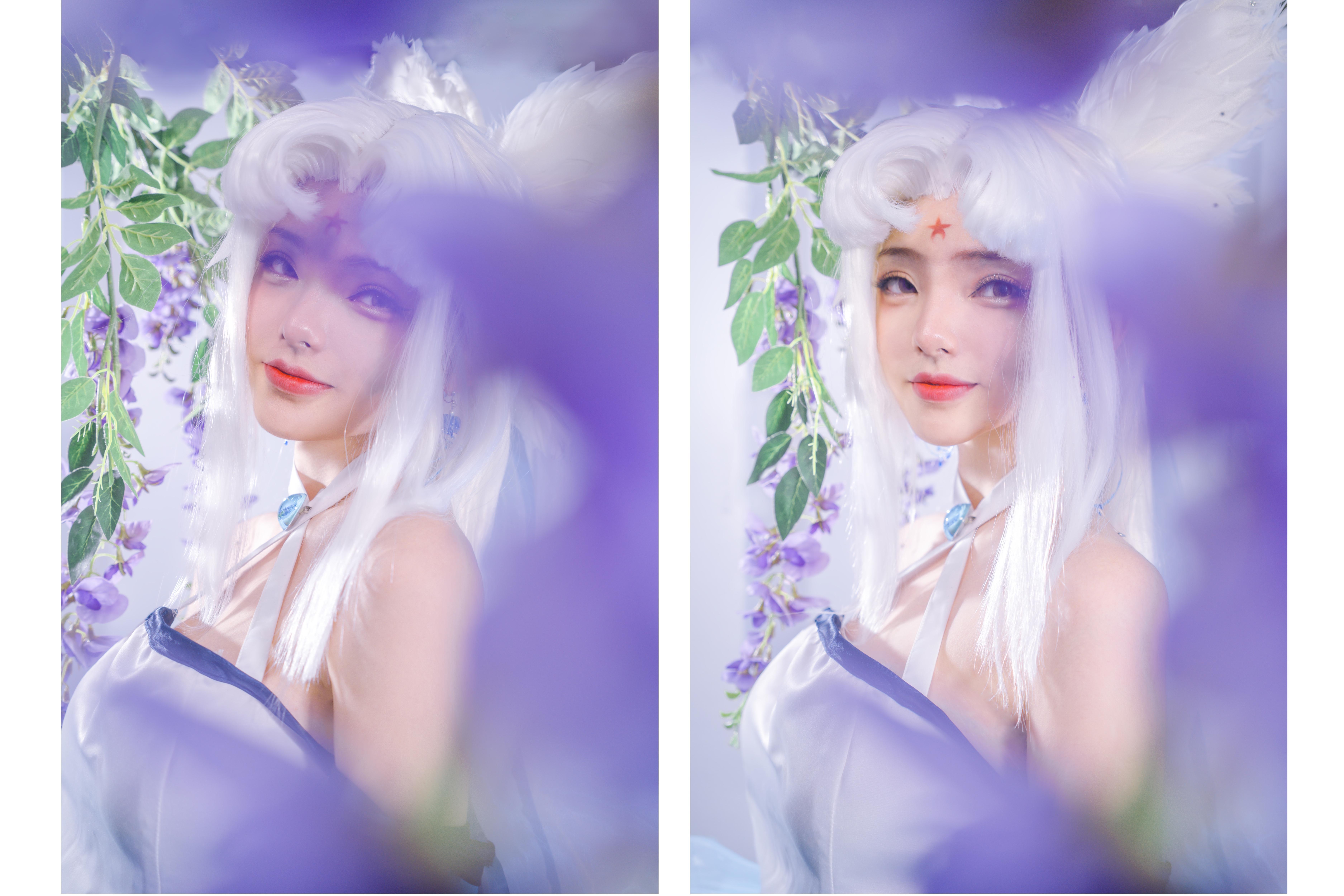 《三眼哮天录》正片cosplay【CN:茶籽籽籽】-第5张