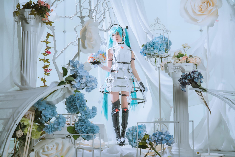 少女cosplay【CN:Kitaro_绮太郎】-第19张