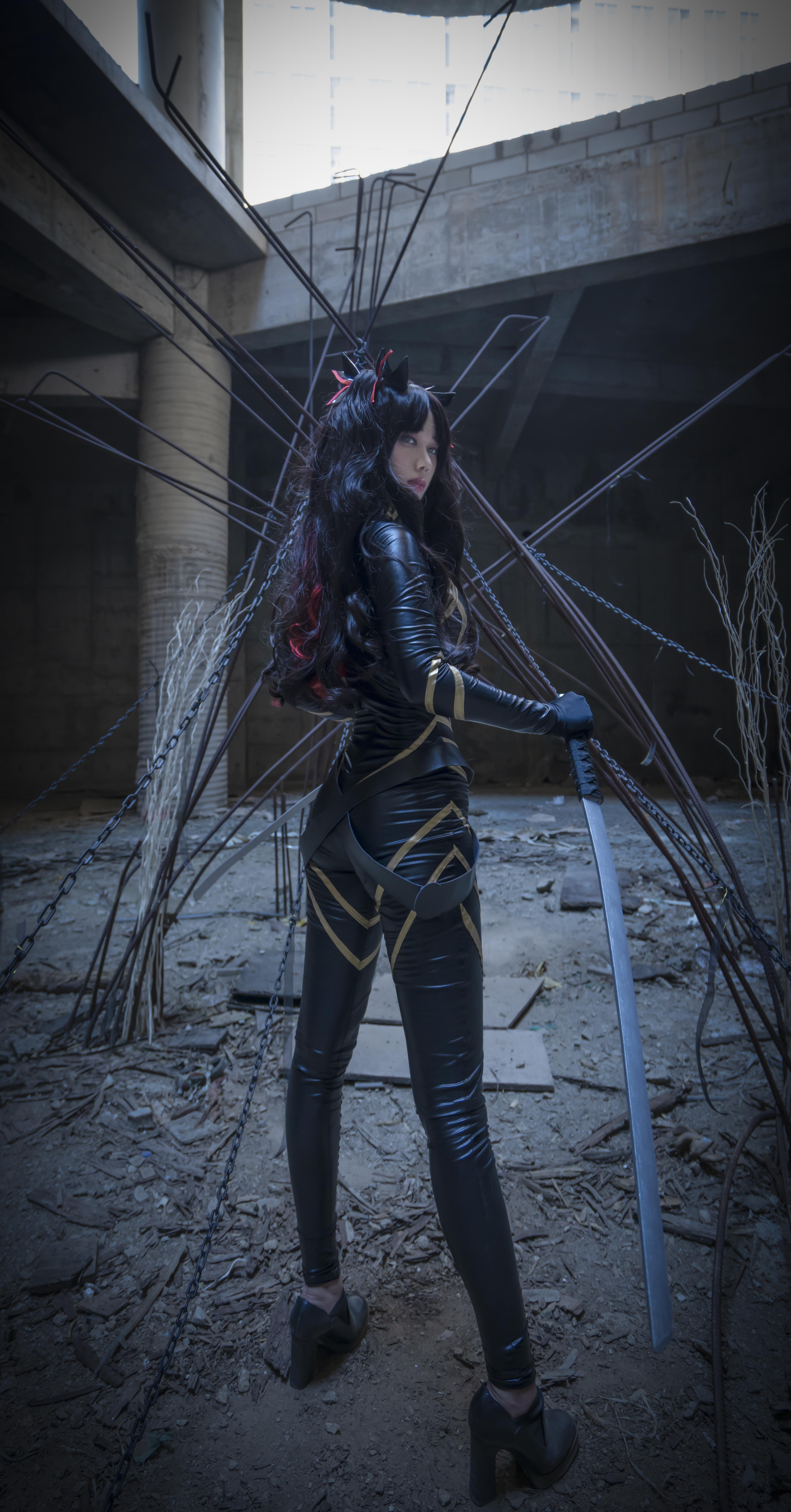《FATE/GRAND ORDER》远坂凛cosplay【CN:七夜喵】-第7张
