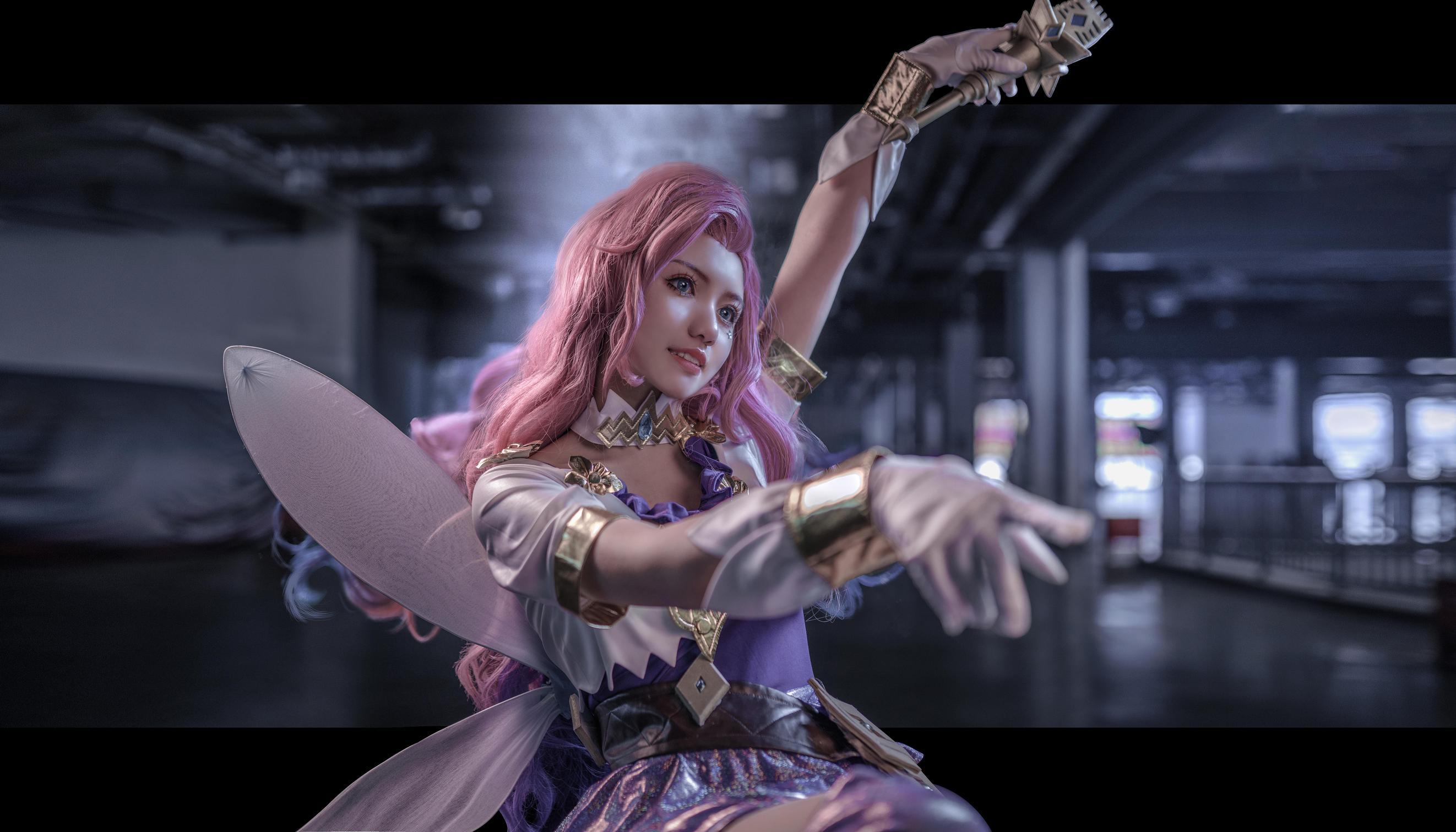 《英雄联盟》漫展cosplay【CN:贝崽妙妙屋】-第2张