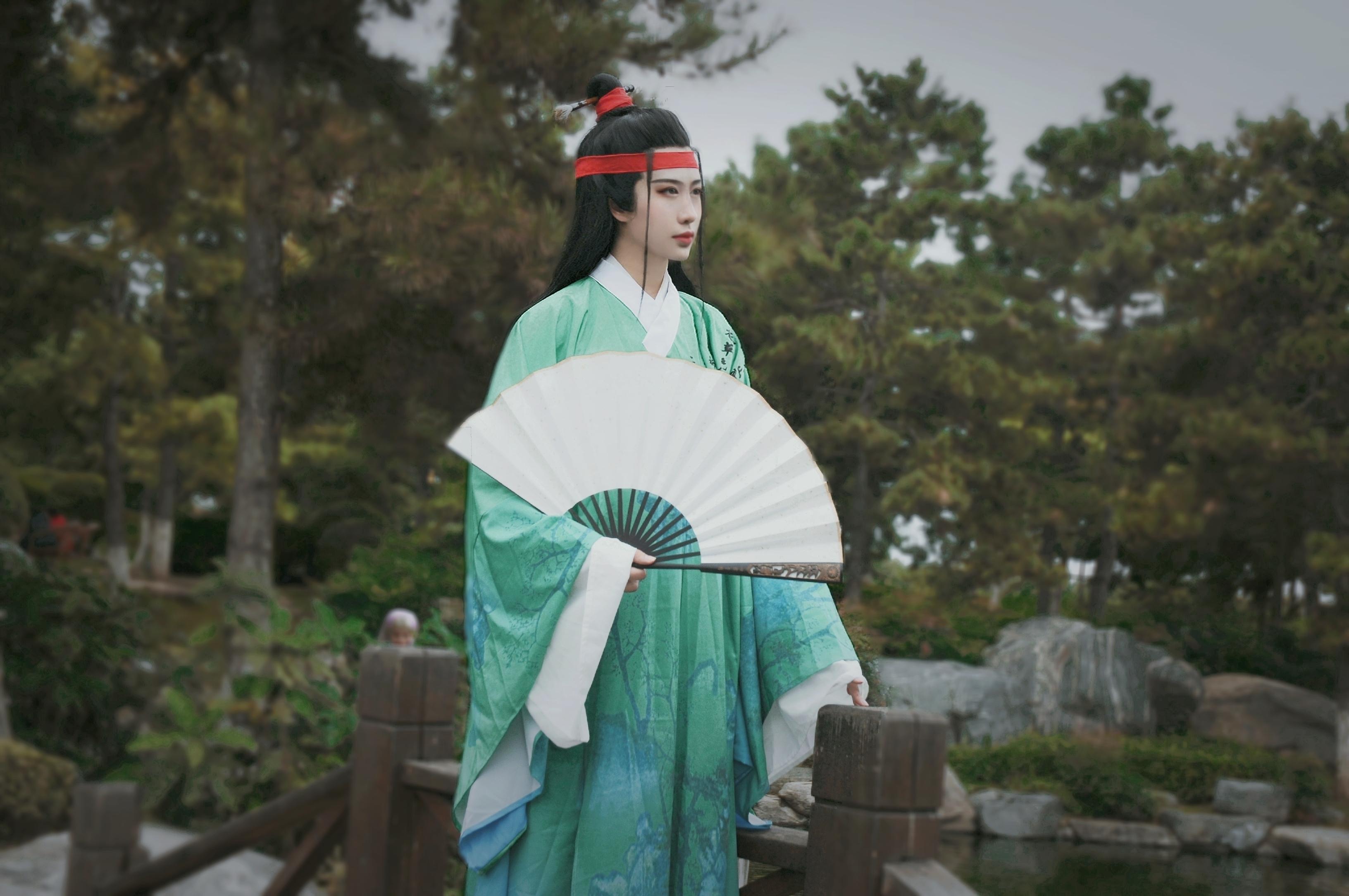 《江南百景图》漫展cosplay【CN:祈妜】-第3张
