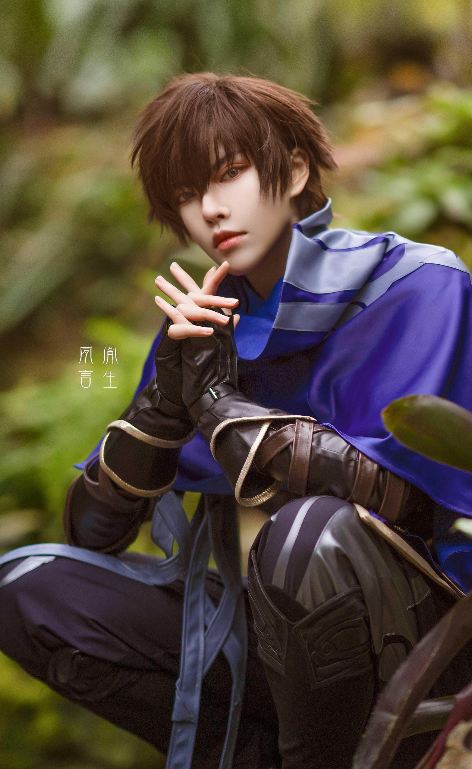 《王者荣耀》正片cosplay【CN:夙胤言生】-第1张
