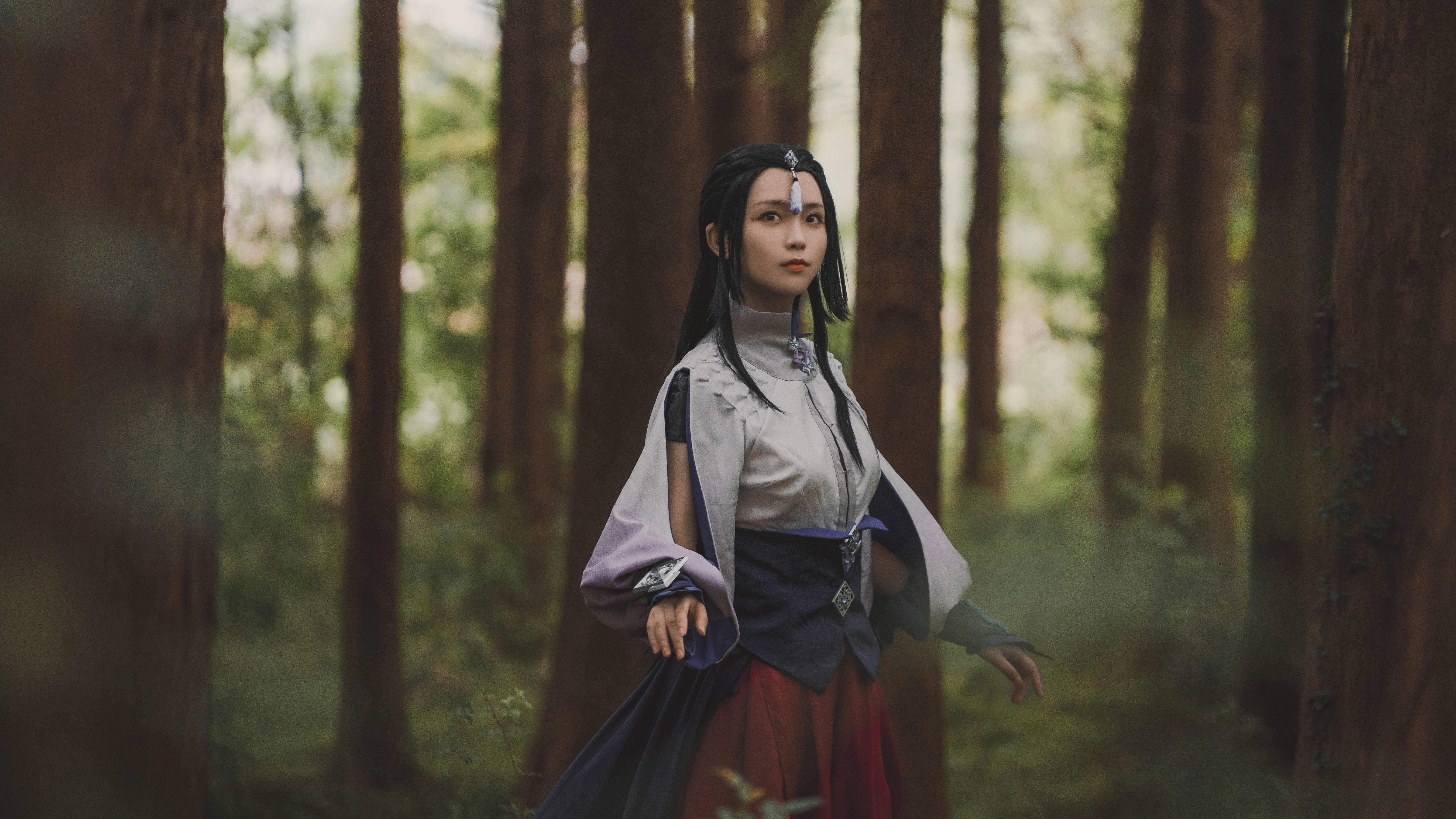 《古剑奇谭三》云无月cosplay【CN:阿聿空空_Aoi】-第10张