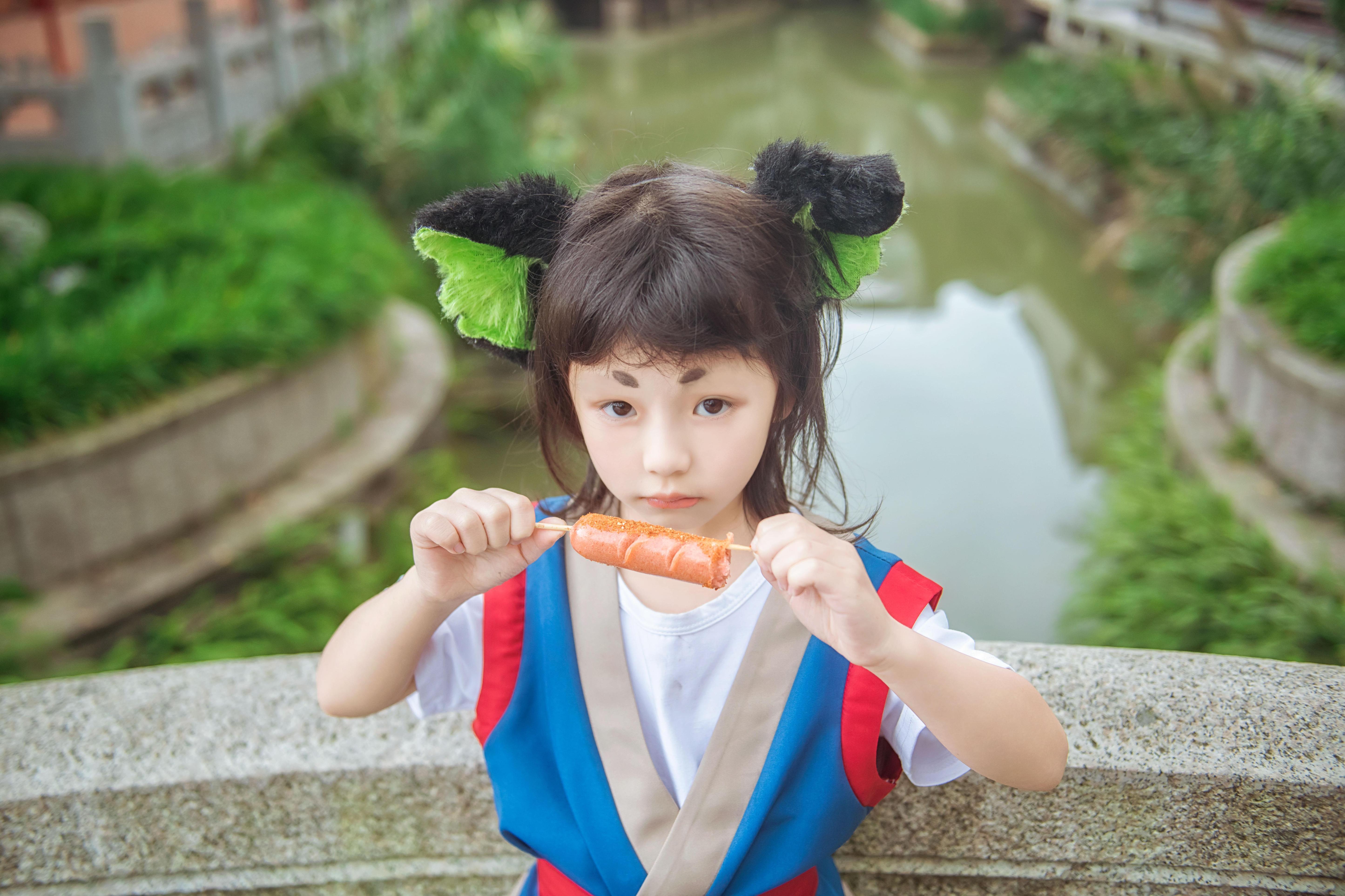 《罗小黑战记》哪吒cosplay【CN:-喵姬-】-第12张