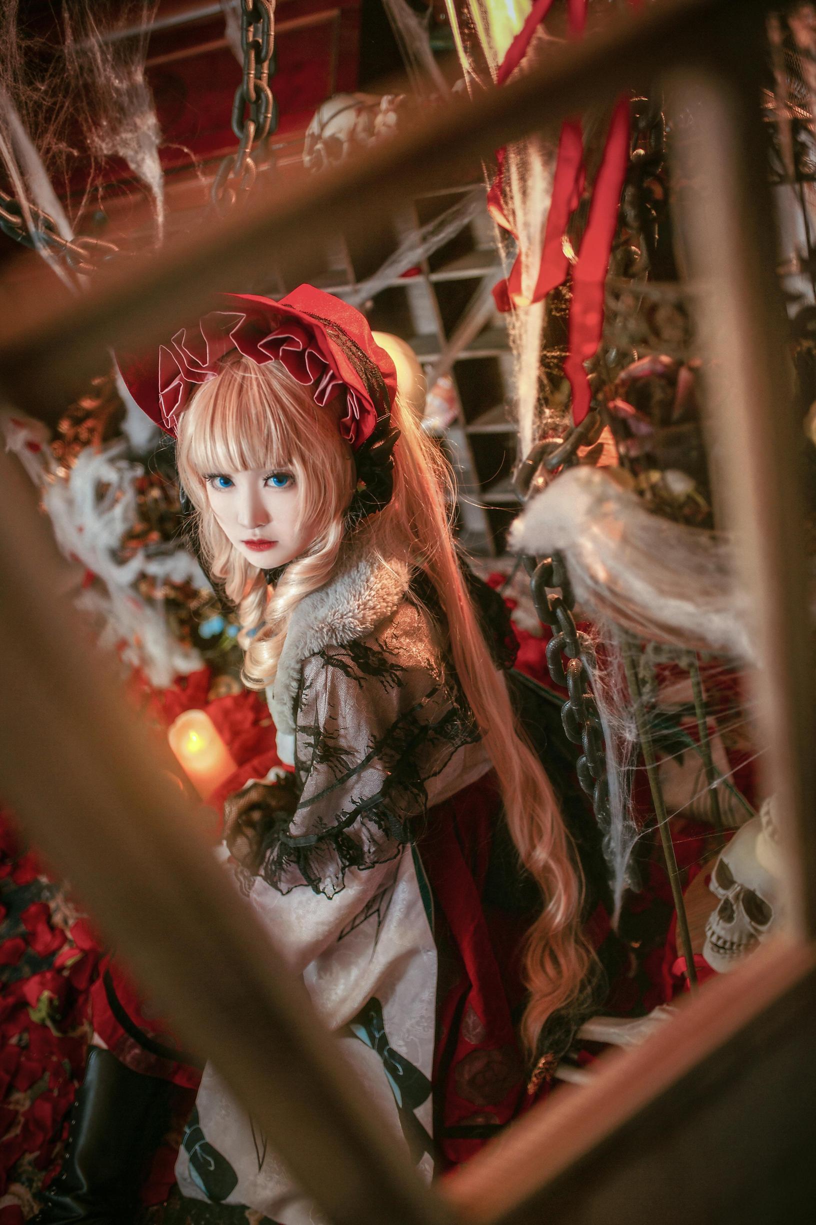 《蔷薇少女》正片cosplay【CN:柠檬子Remonko】-第3张