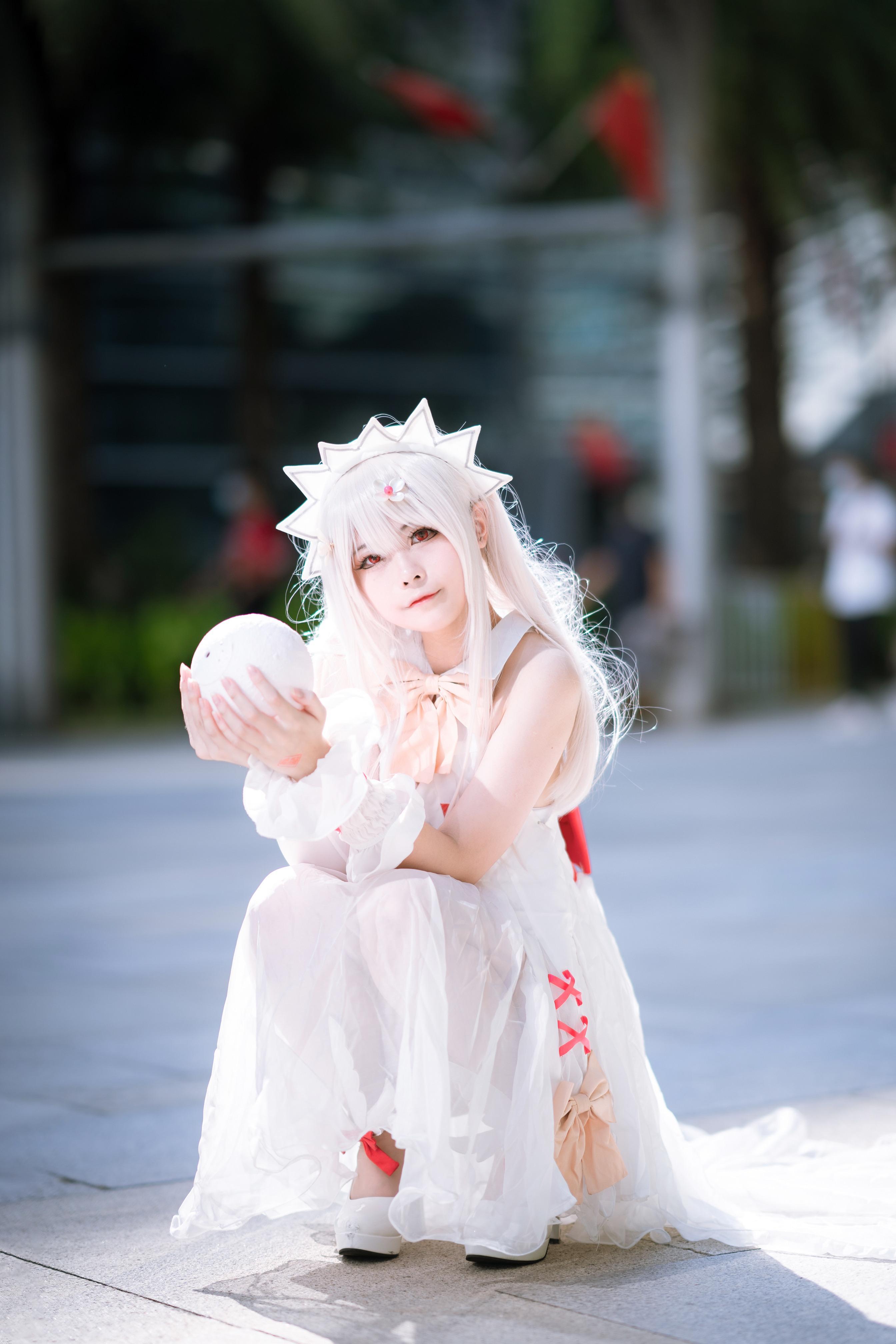 《魔法少女伊莉雅》漫展cosplay【CN:xionan】-第3张