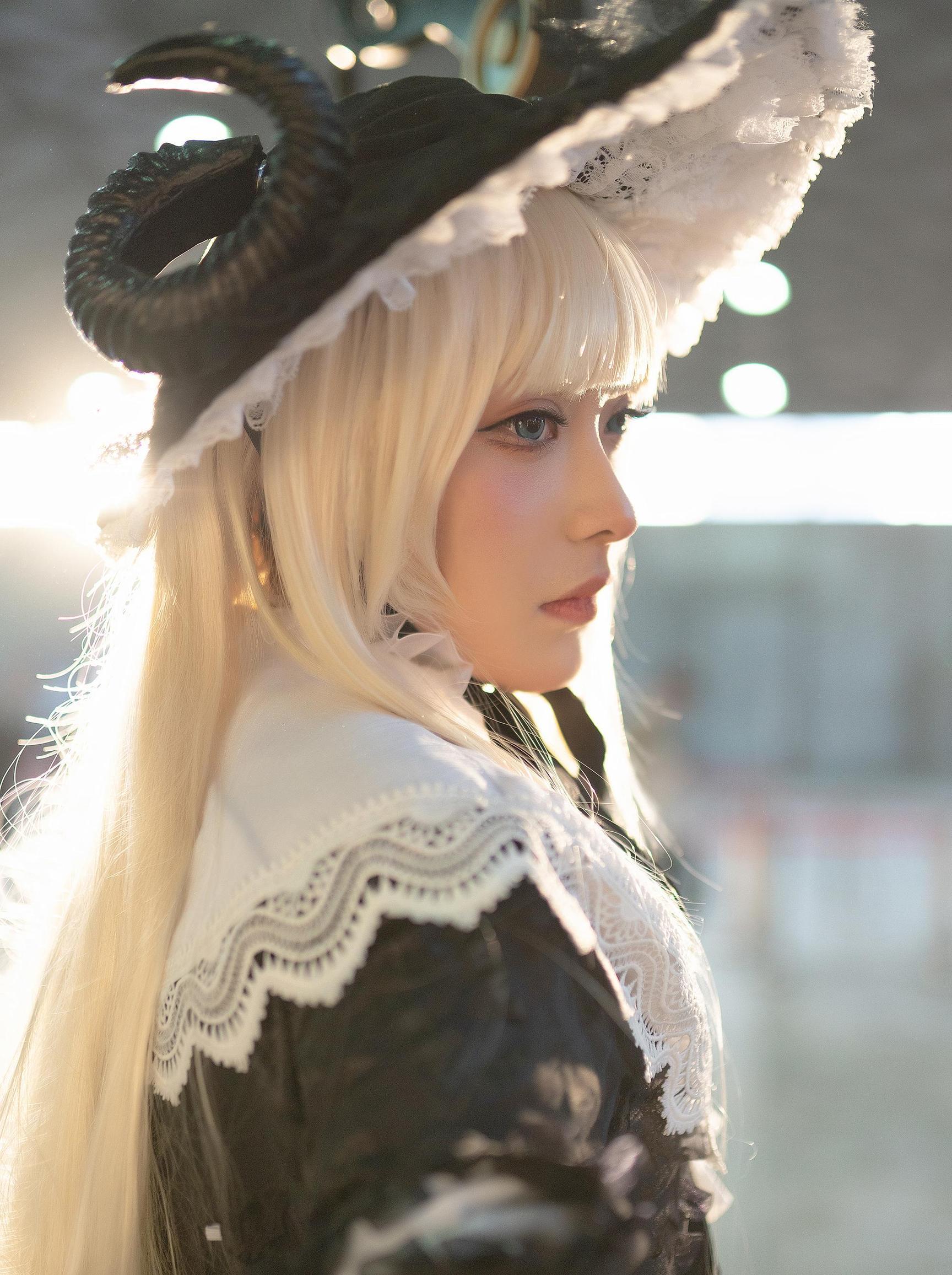 《明日方舟》漫展cosplay【CN:狄斯旎】-第3张