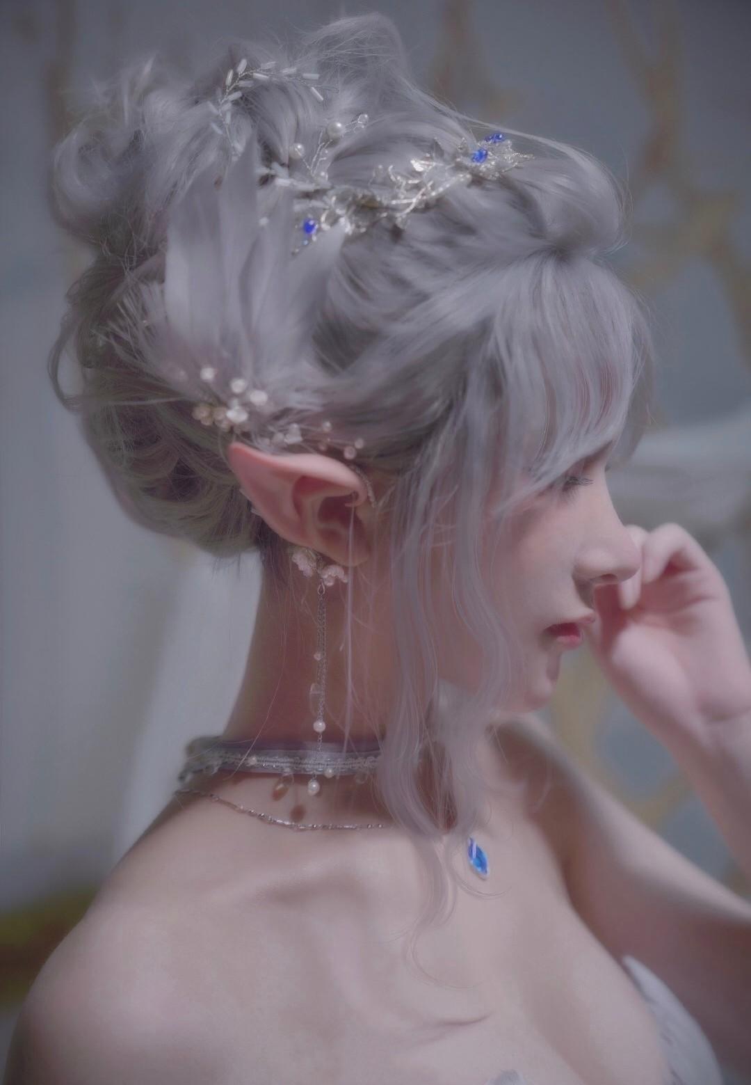 【COS】鬼刀-冰公主cn:maou_0618 -第1张