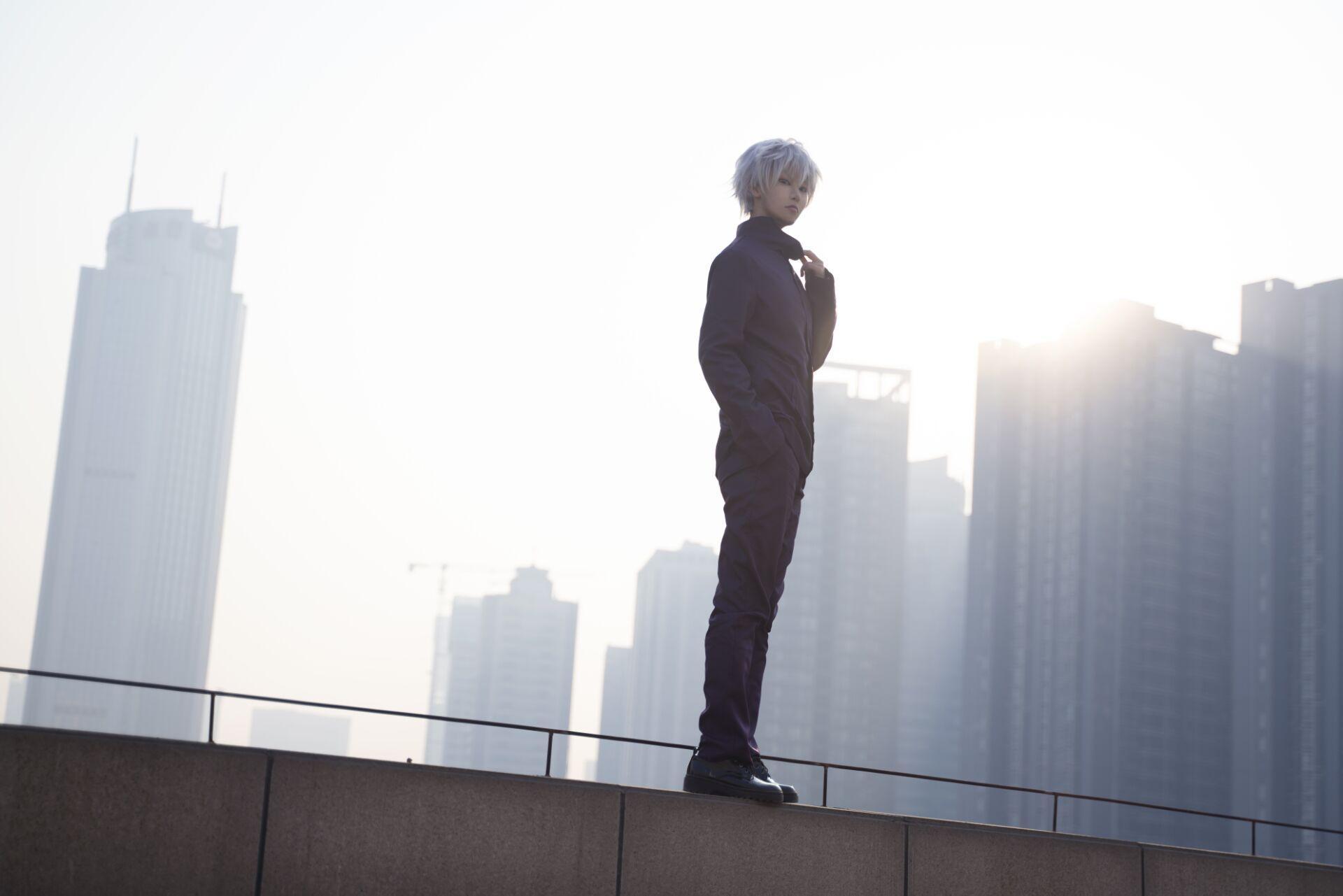 《咒术回战》是伊川啊_cosplay-第6张