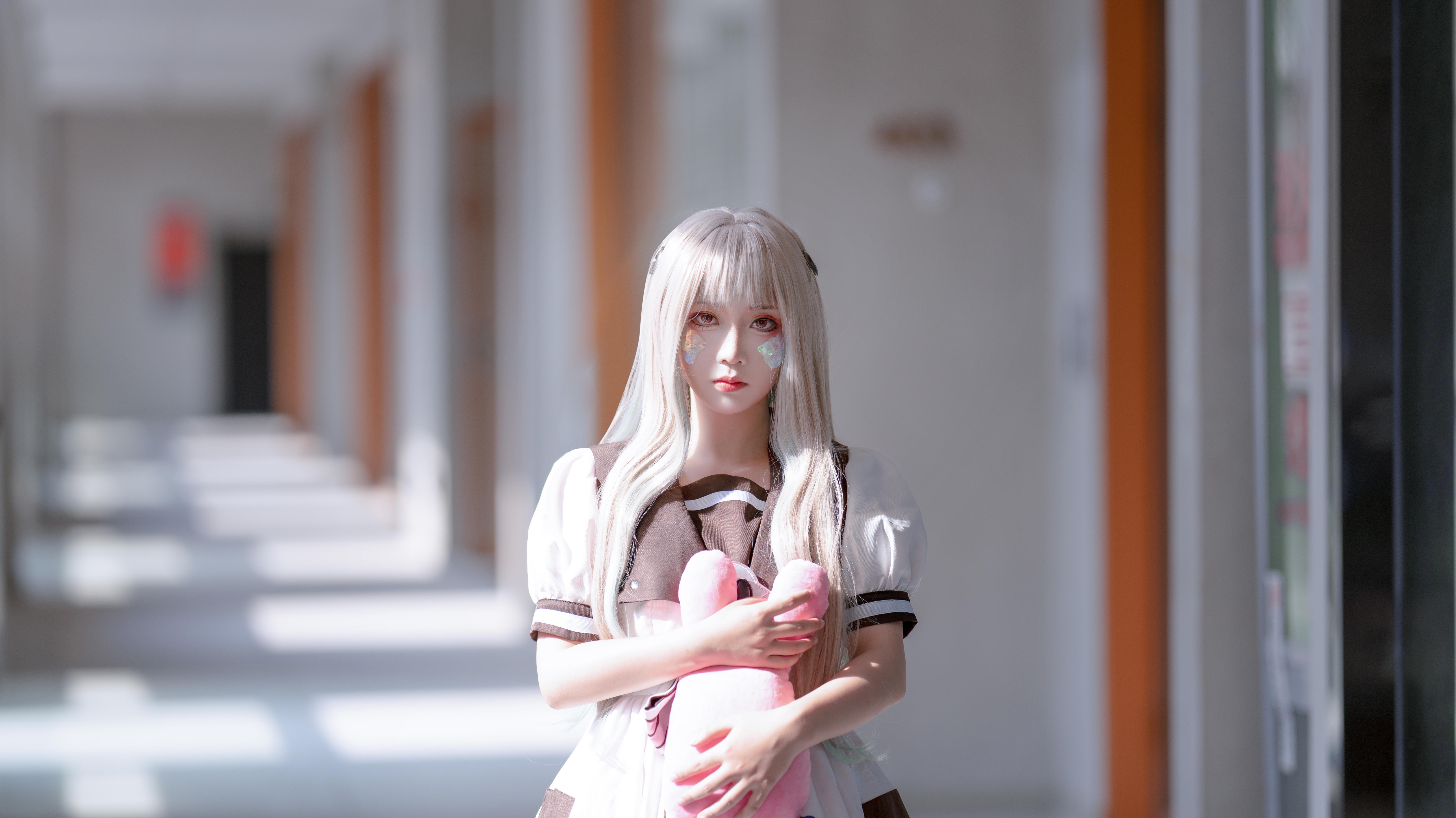 《地缚少年花子君》正片cosplay【CN:封忱Yuu】-第1张