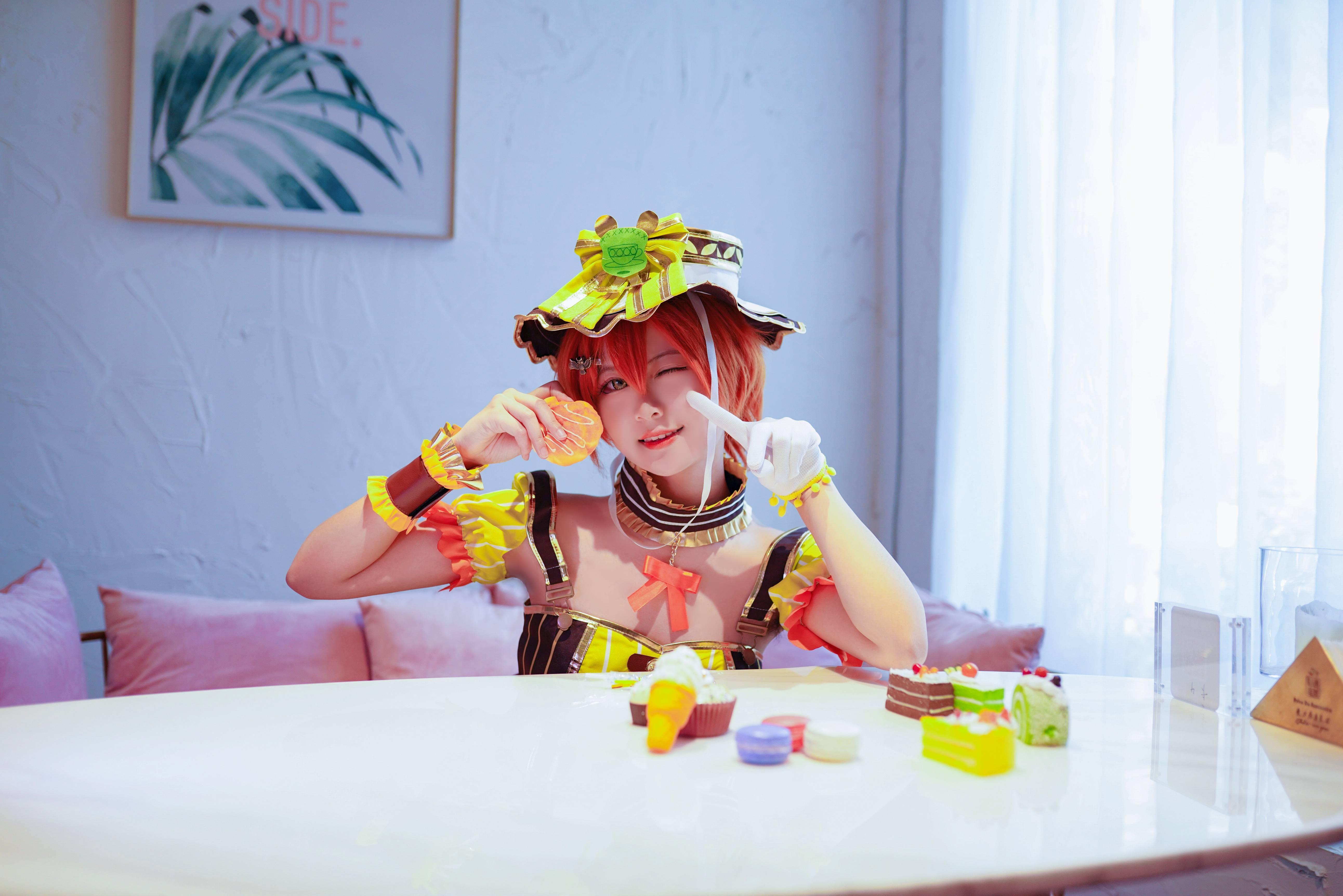 《LOVE LIVE!》少女cosplay【CN:_李笑颜Lee】-第3张