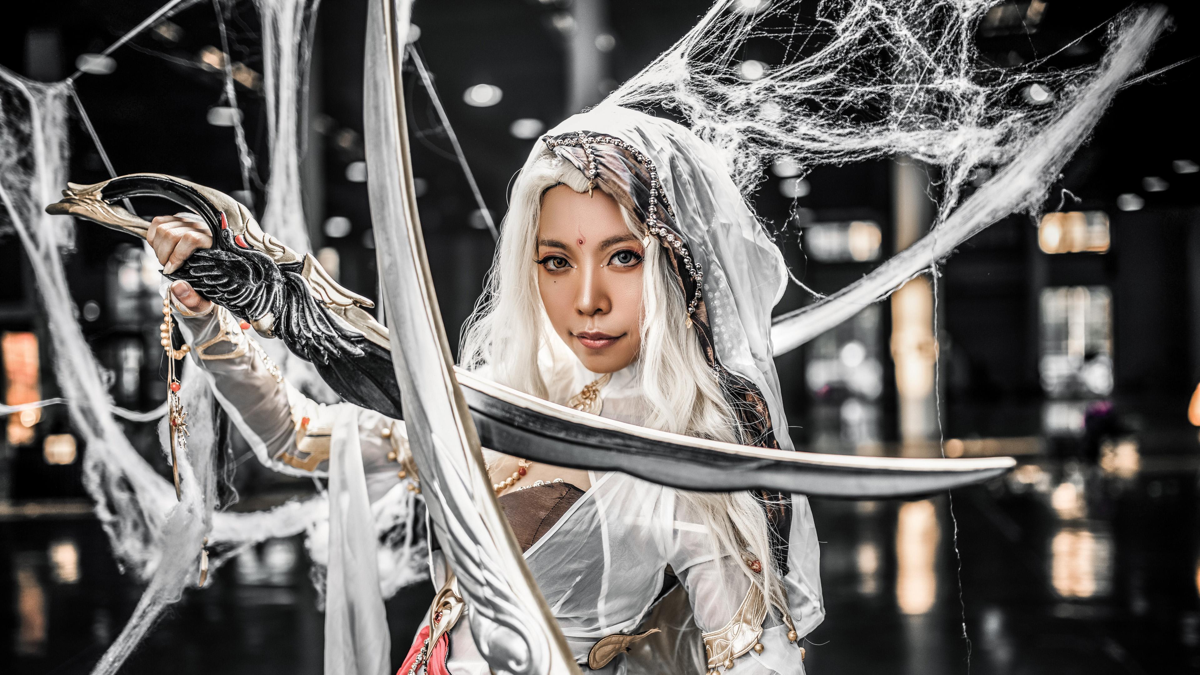 《剑侠情缘网络版叁》漫展cosplay【CN:夜冰yeki_】-第8张
