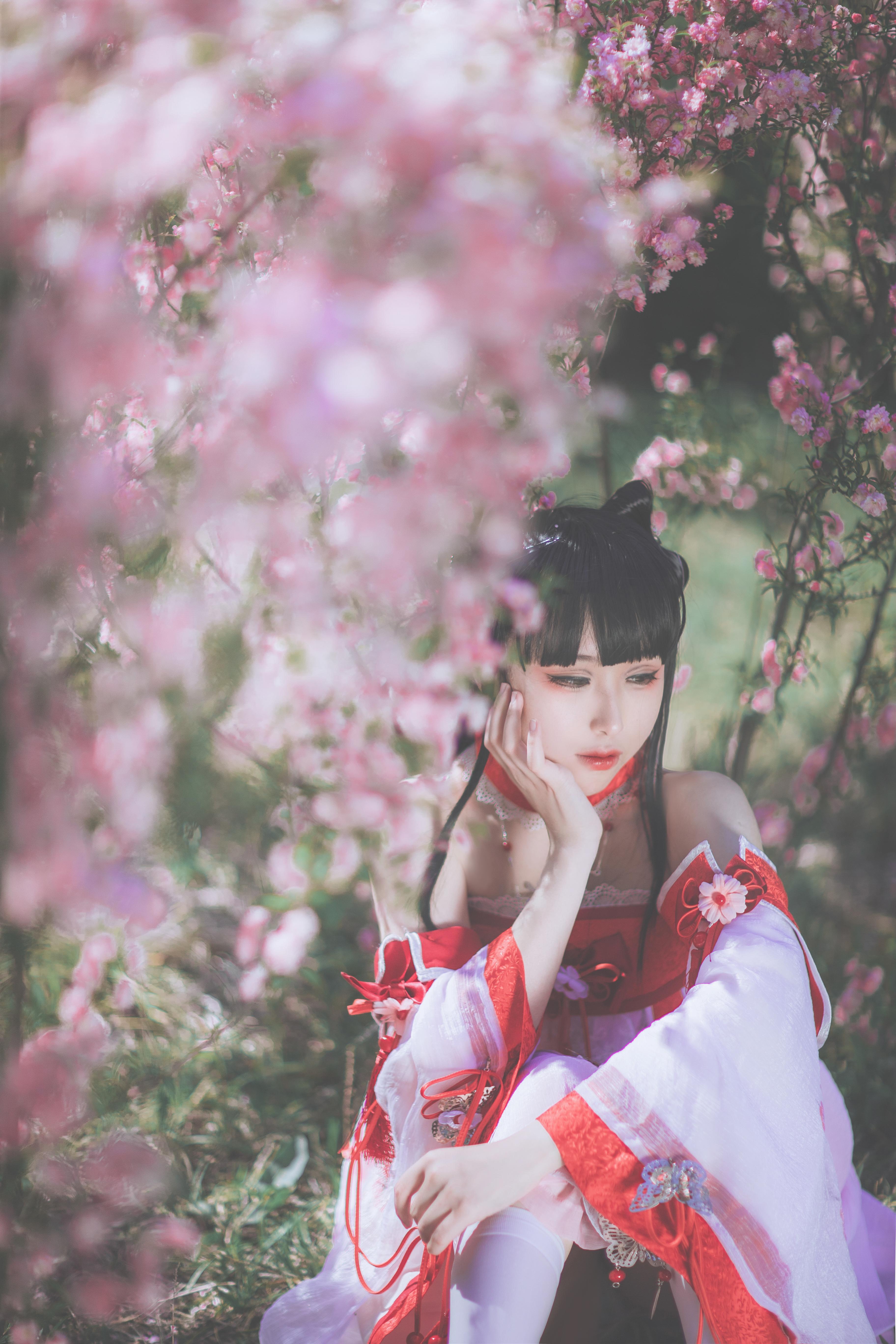 《闪耀暖暖》古风cosplay【CN:北漠鸢】-第9张