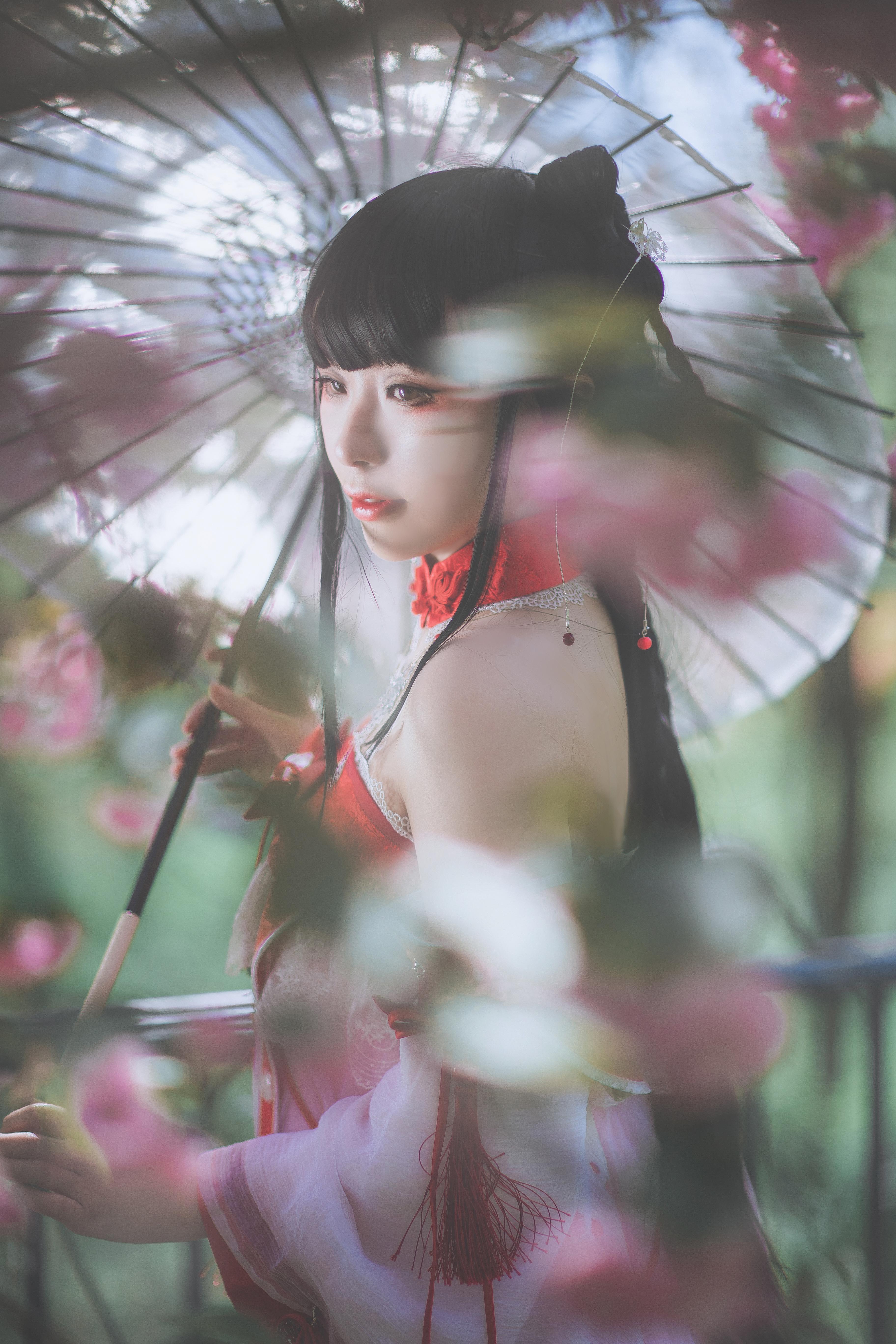 《闪耀暖暖》古风cosplay【CN:北漠鸢】-第4张