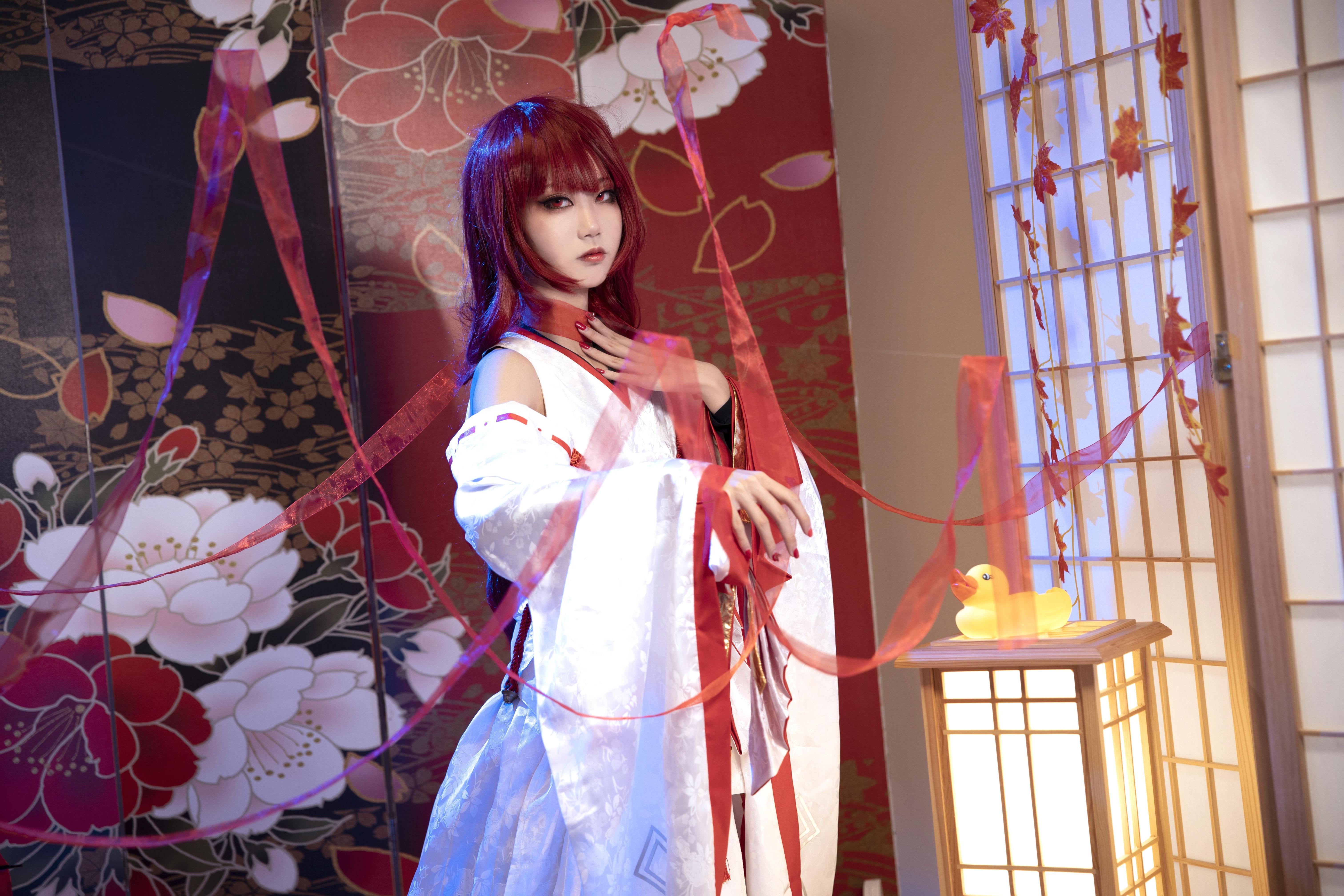 《龙族》正片cosplay【CN:宗政暗飒】-第3张