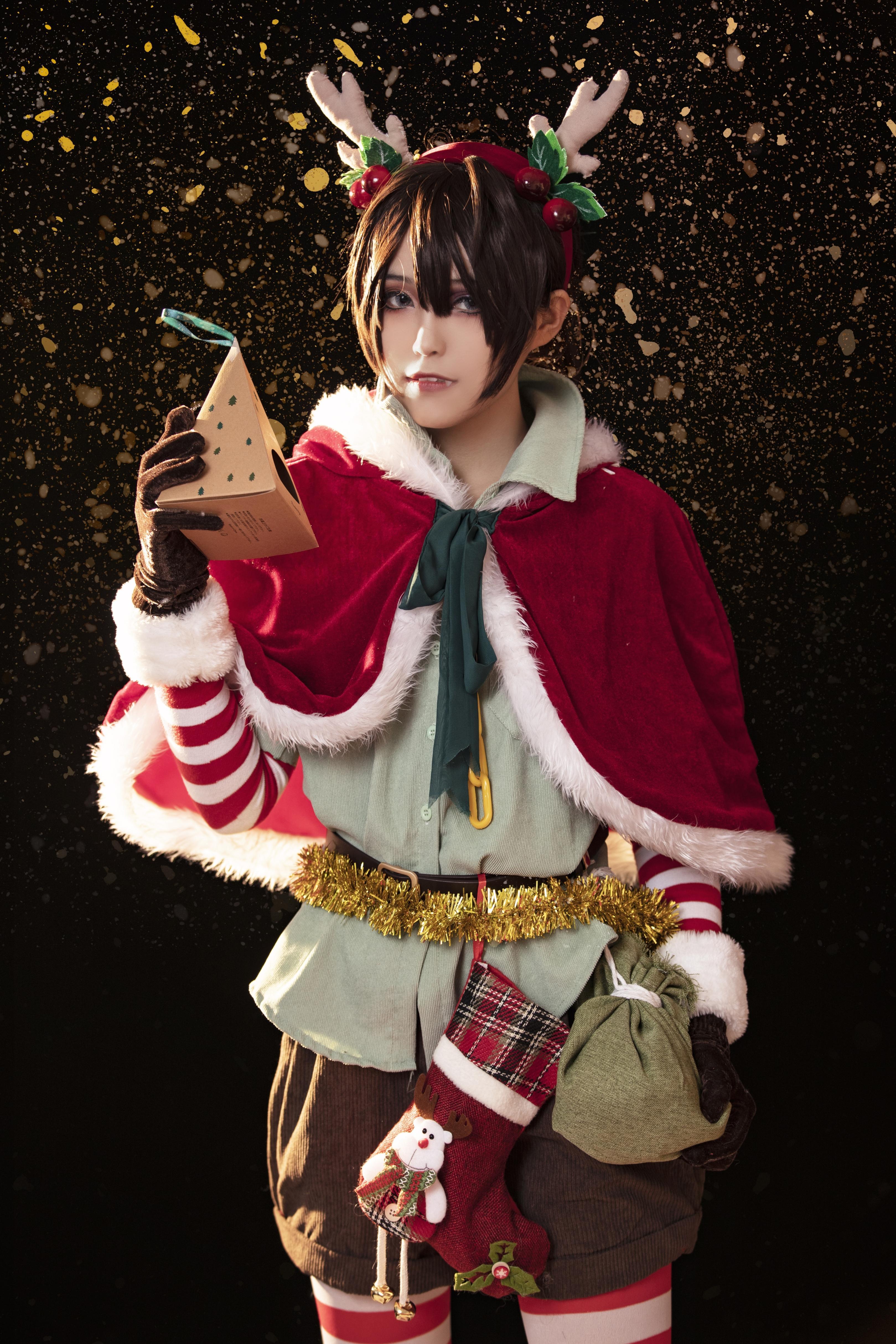 《第五人格》正片cosplay【CN:穆北辰-】-第5张