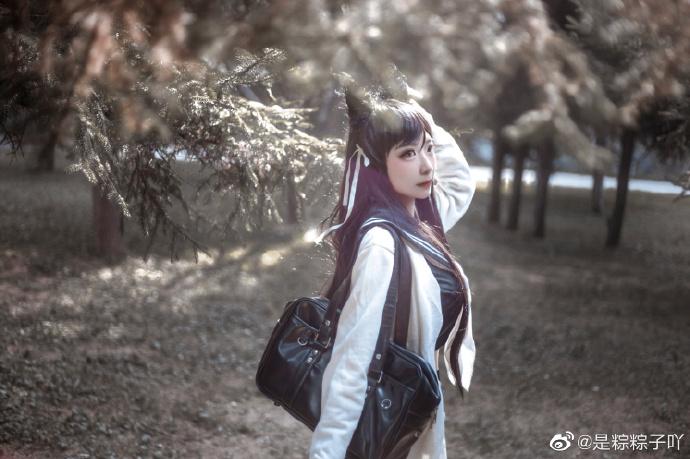 碧蓝航线   爱宕 犬   @是粽粽子吖 (9P)-第6张