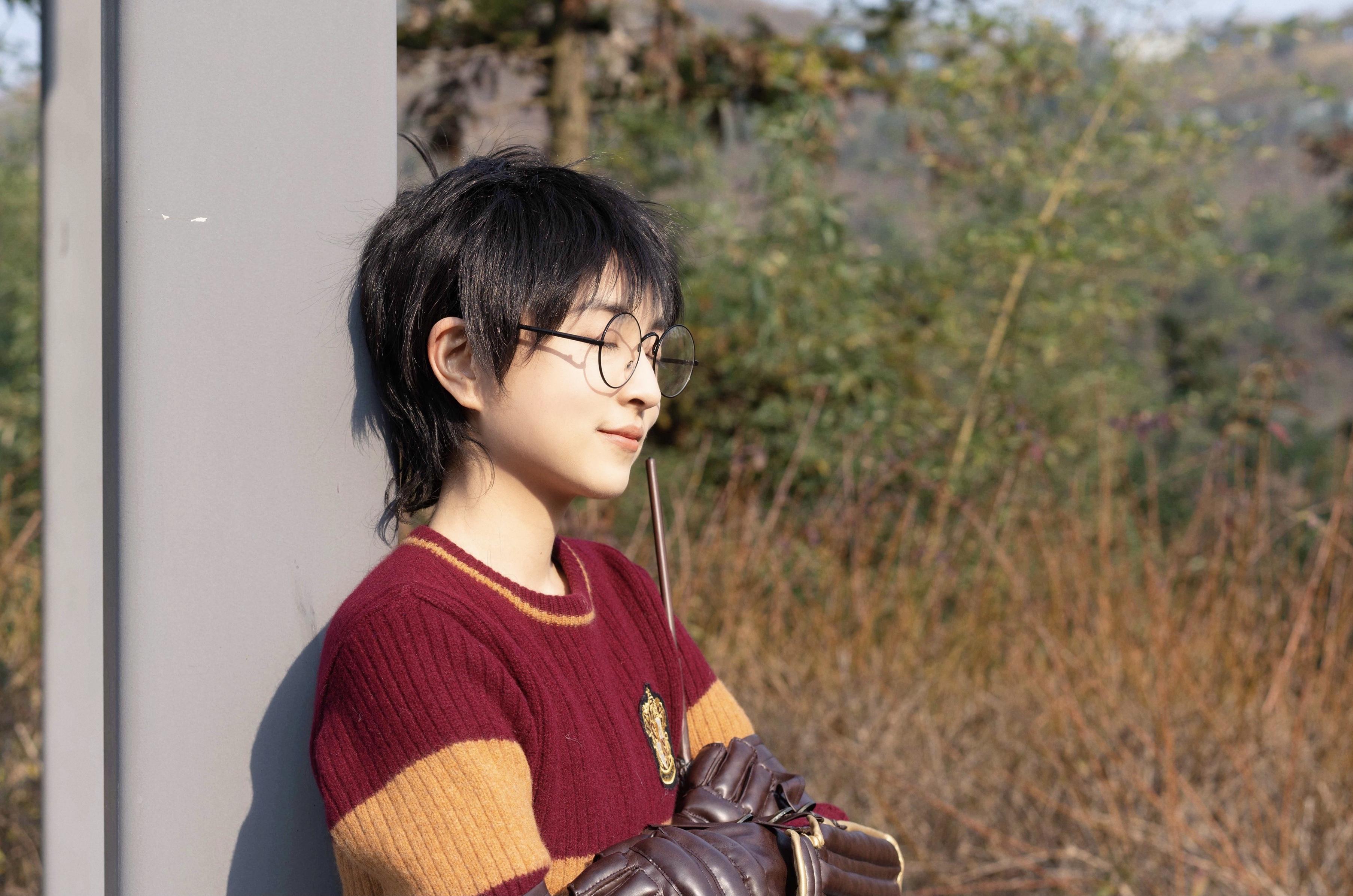《哈利·波特》正片cosplay【CN:边境牧羊猫】-第3张