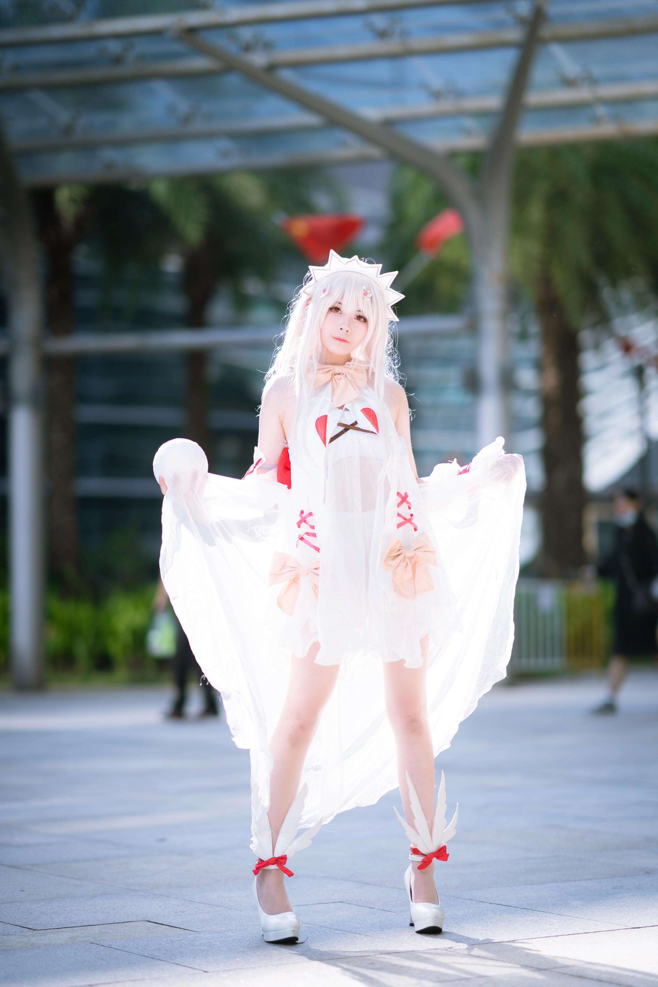 《魔法少女伊莉雅》漫展cosplay【CN:xionan】-第4张