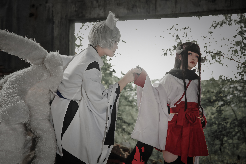 《妖狐×仆SS》正片cosplay【CN:摩柯233】-第4张
