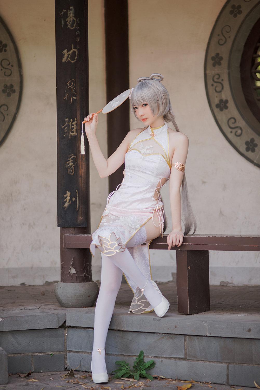 [COS]洛天依   @妖少you1 (9P) -王昭君cosplay地铁图片插图