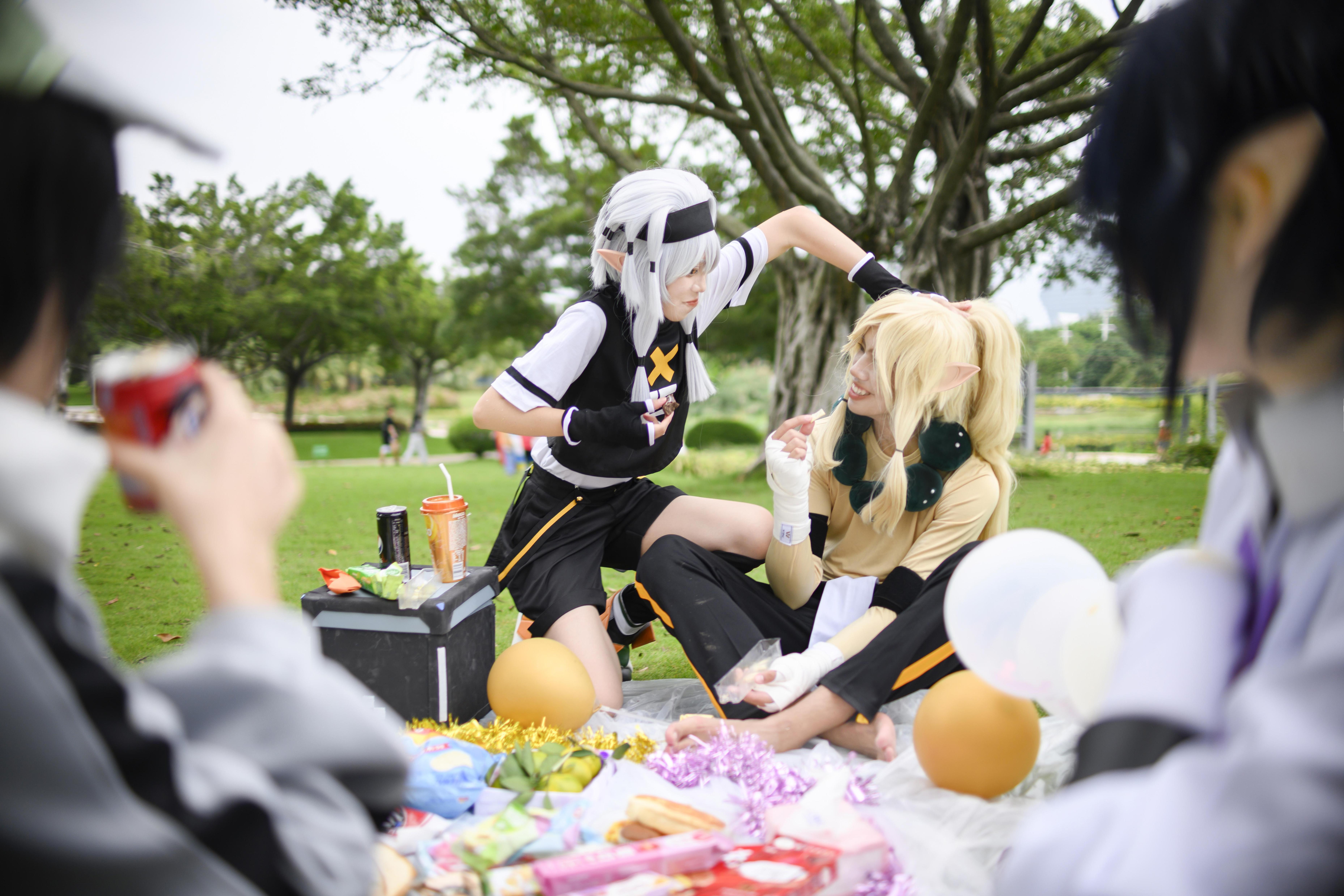 《凹凸世界》正片cosplay【CN:奶茶味的小夜】-第9张