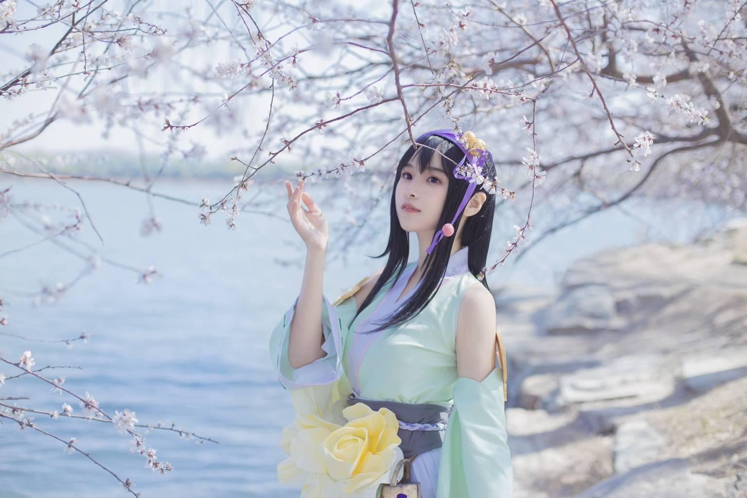 游戏cosplay【CN:水晶雪梨汁_雪梨】-第25张