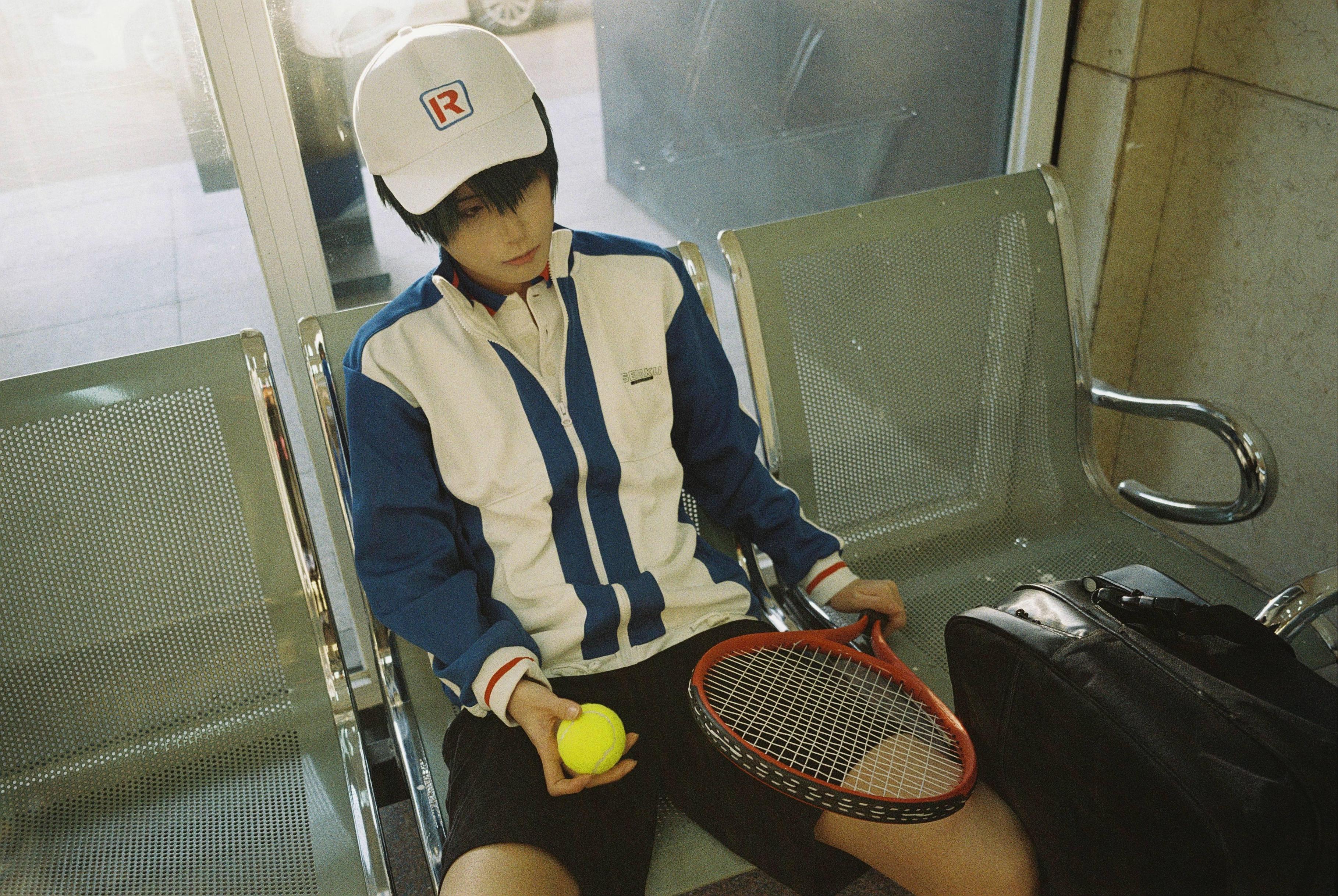 《网球王子》网球王子越前龙马cosplay【CN:Akaya狱绝】-第1张