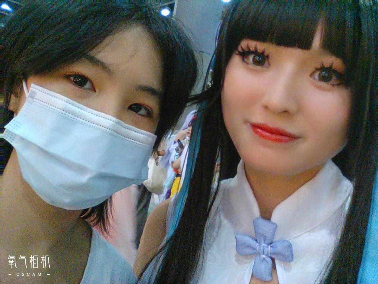 广州漫展cosplay【CN:羽九_kiki】-第13张