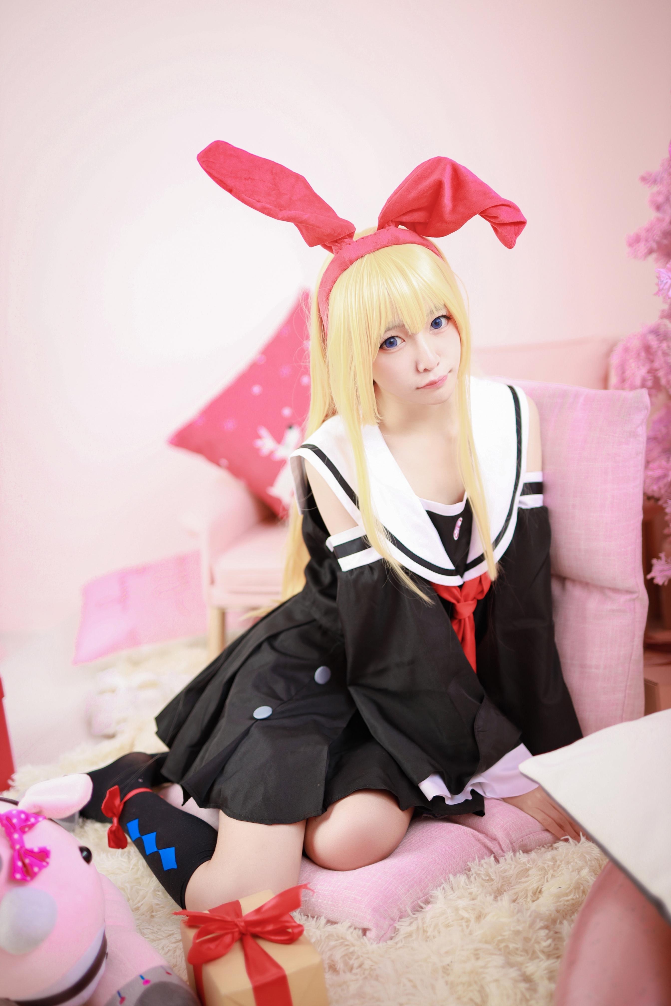 萌妹cosplay【CN:汐纸纸】-第5张