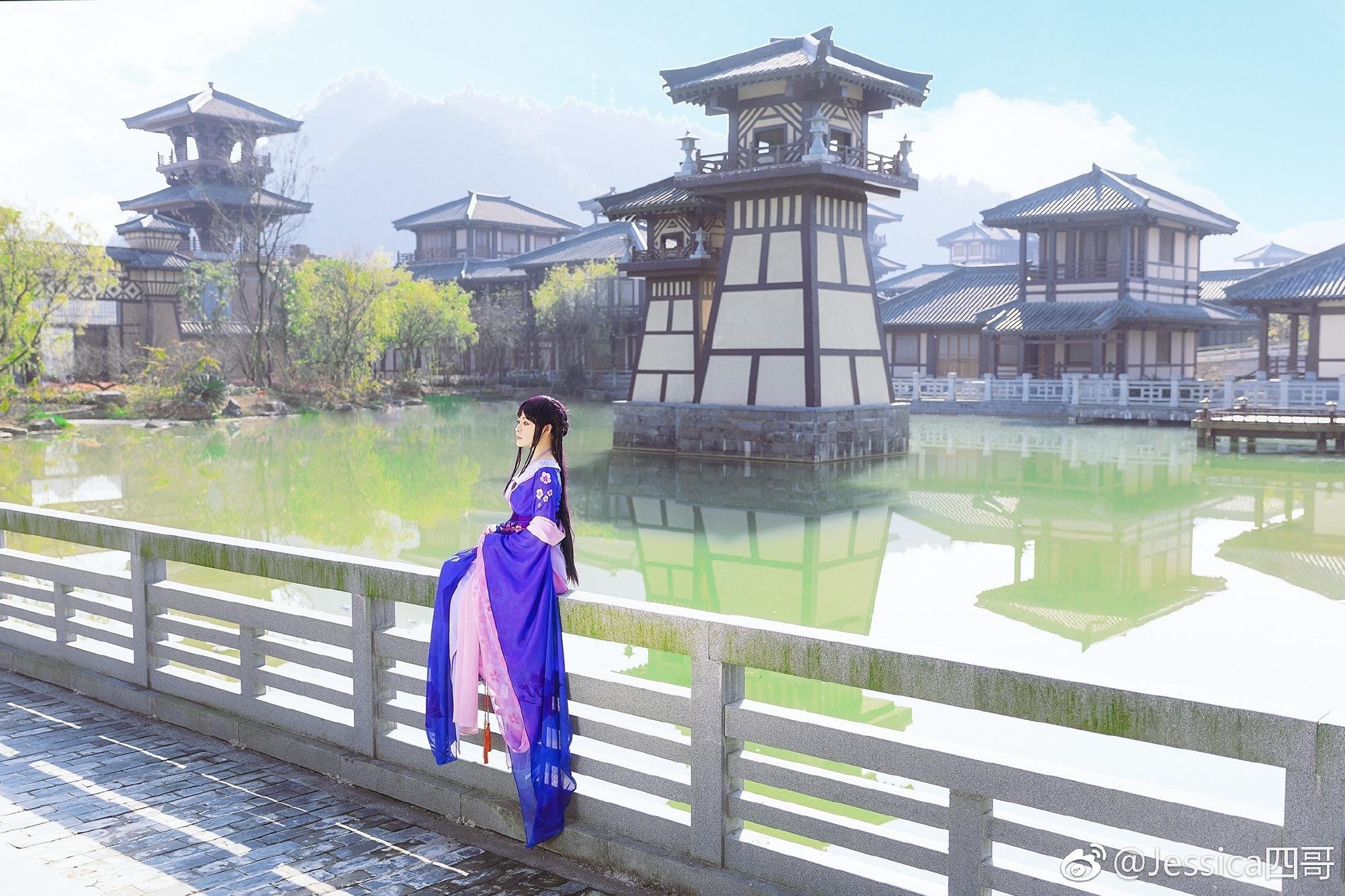 柳梦璃cosplay【CN:Jessica四哥】-第2张