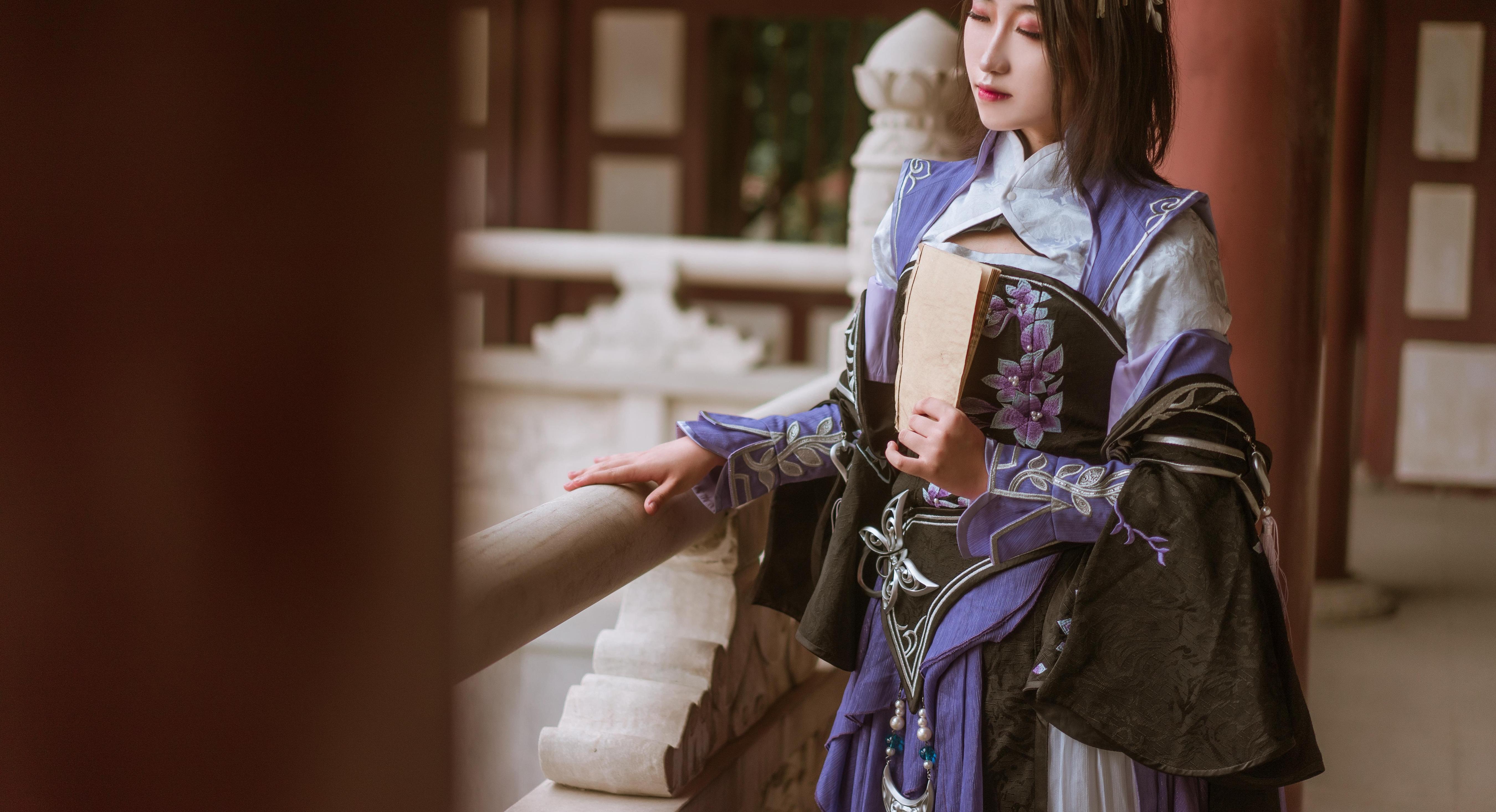 《剑侠情缘网络版叁》剑三cosplay【CN:照烧鸡唧饭】-第6张