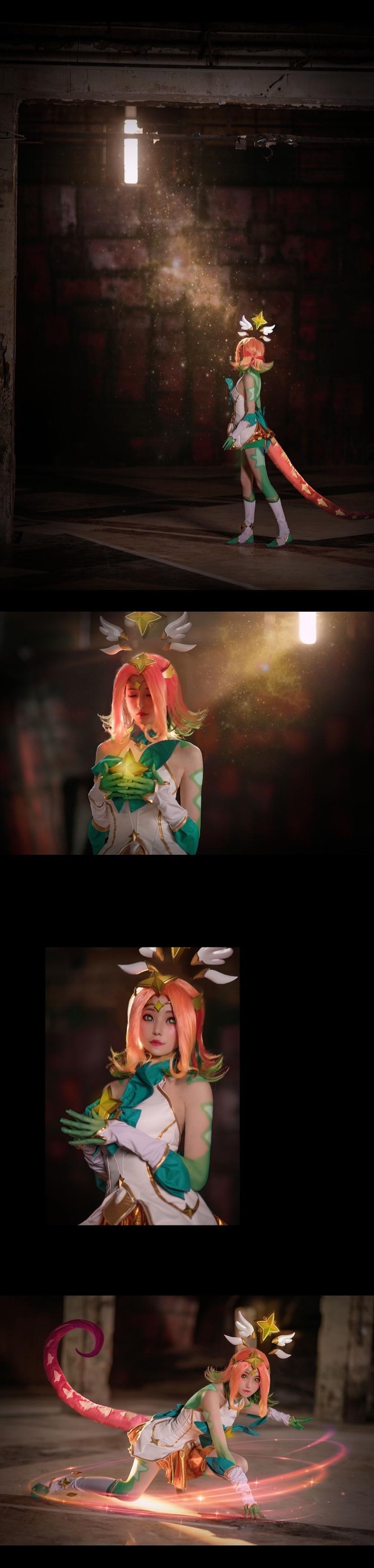 《英雄联盟》游戏cosplay【CN:魂音】-第3张