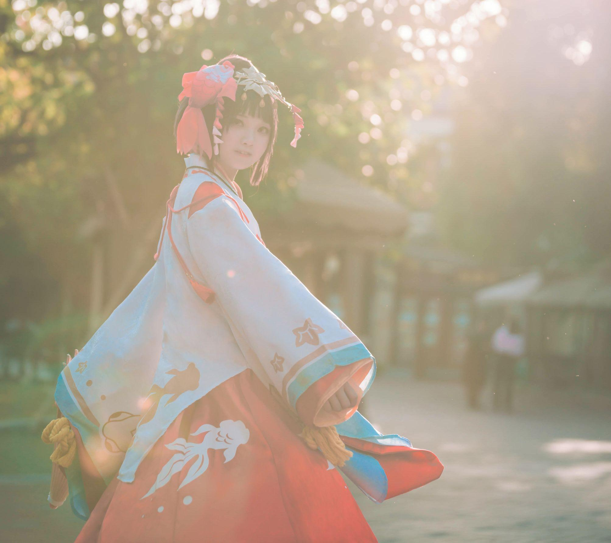 《阴阳师手游》正片cosplay【CN:戯言呱呱】-第18张