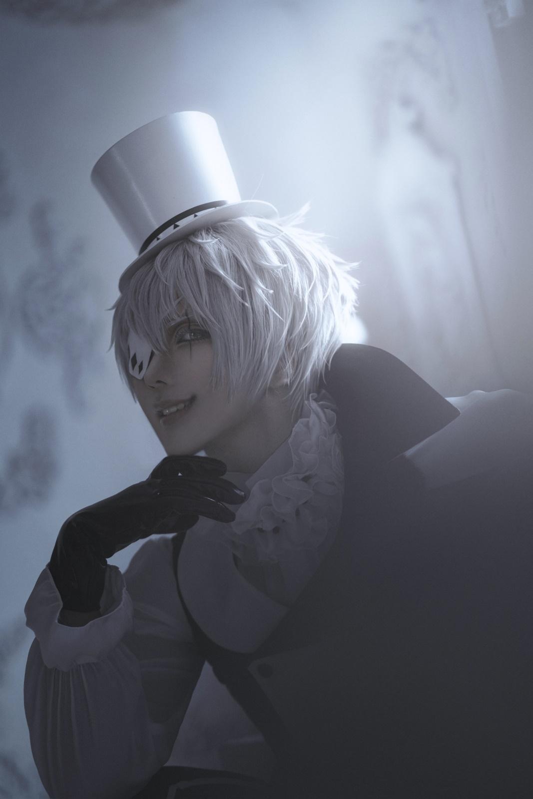 《文豪野犬》正片cosplay【CN:鳅一刀】-第11张
