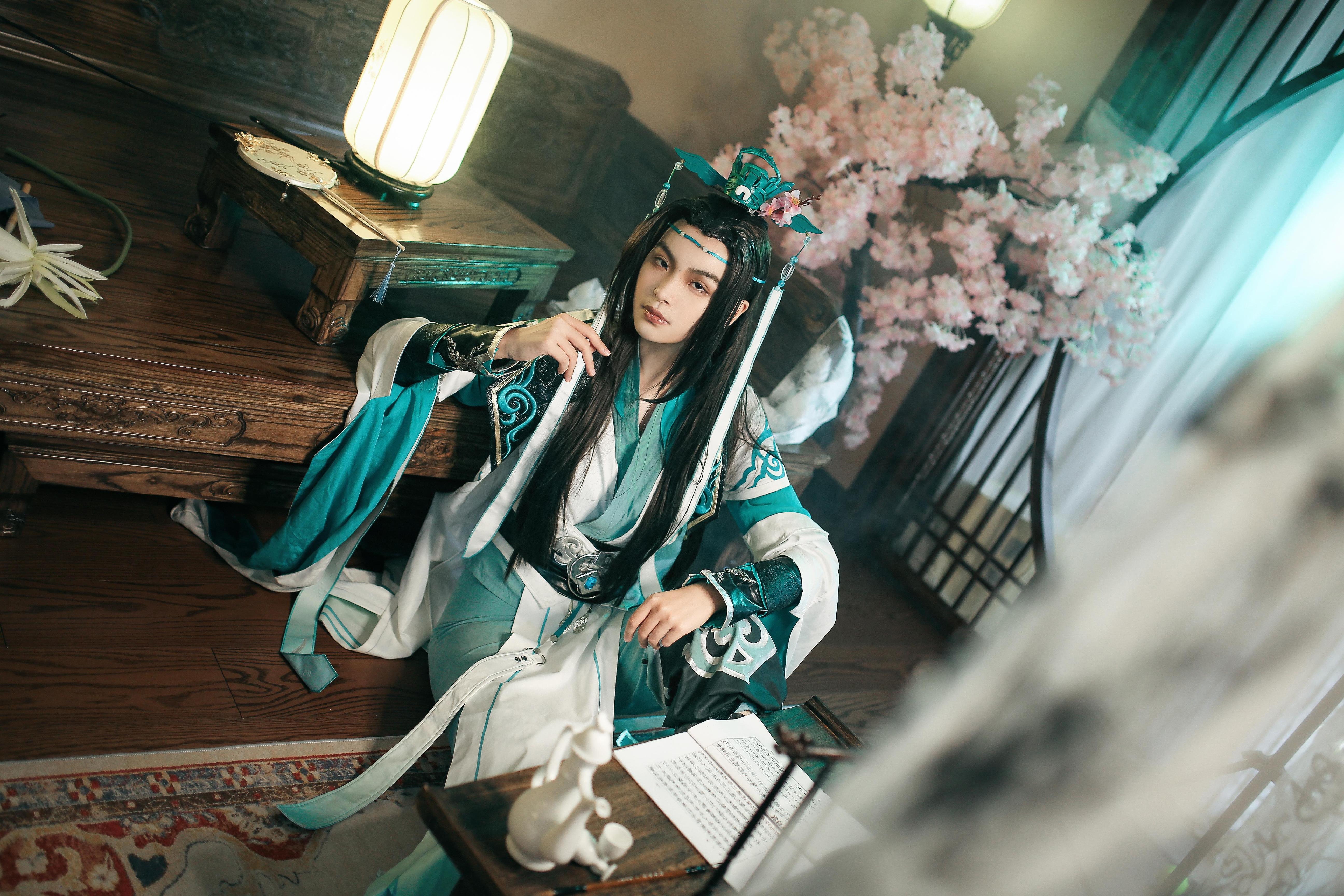 剑网三cosplay【CN:东城为神】-第3张