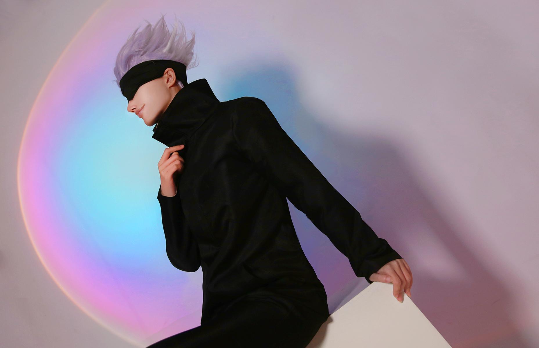 《咒术回战》正片cosplay【CN:Coser鬼鬼缨】-第8张