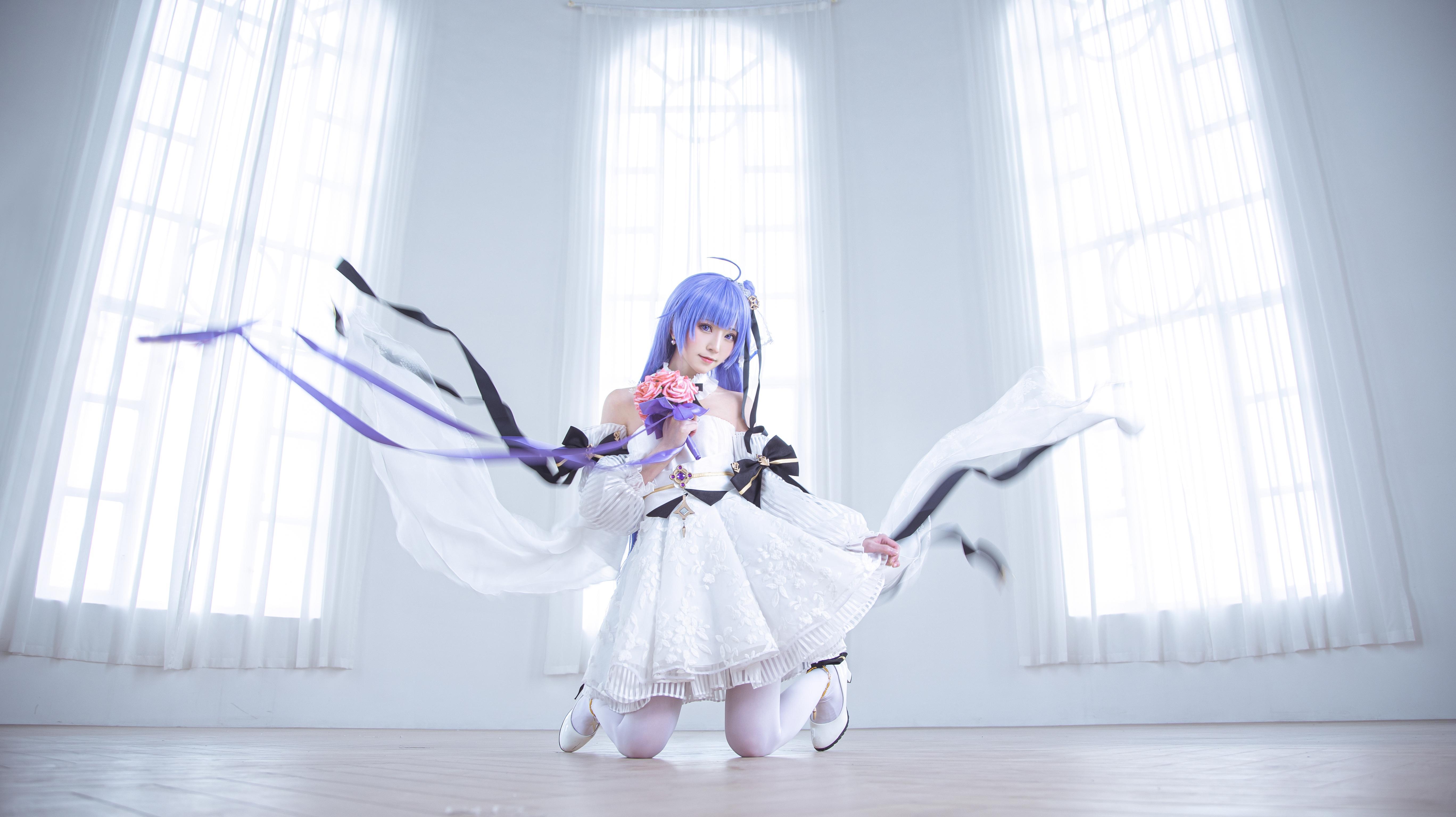 《碧蓝航线》独角兽碧蓝航线cosplay【CN:Kitaro_绮太郎】-第11张