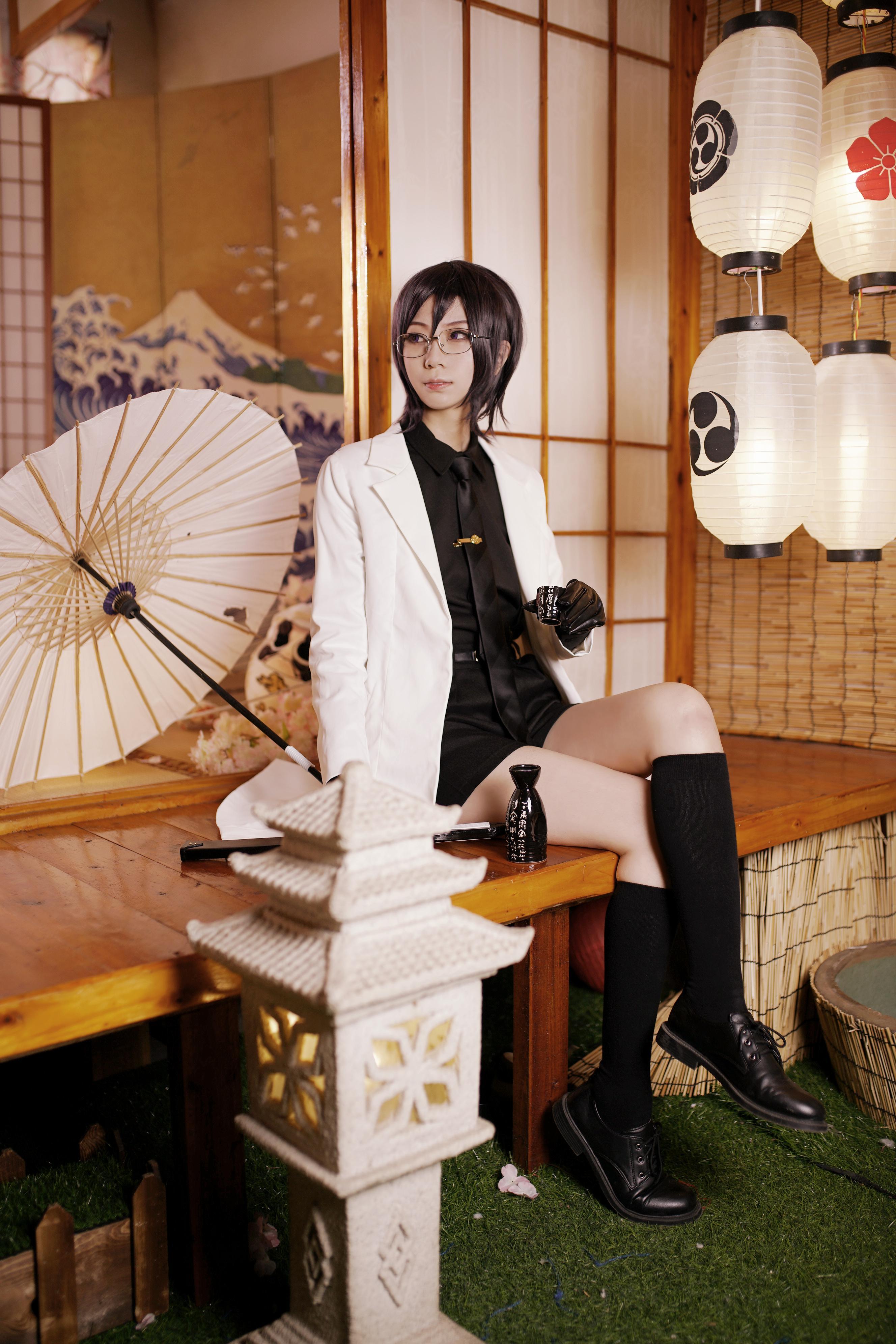 《刀剑乱舞》正片cosplay【CN:米饭饭进化中w】-第10张