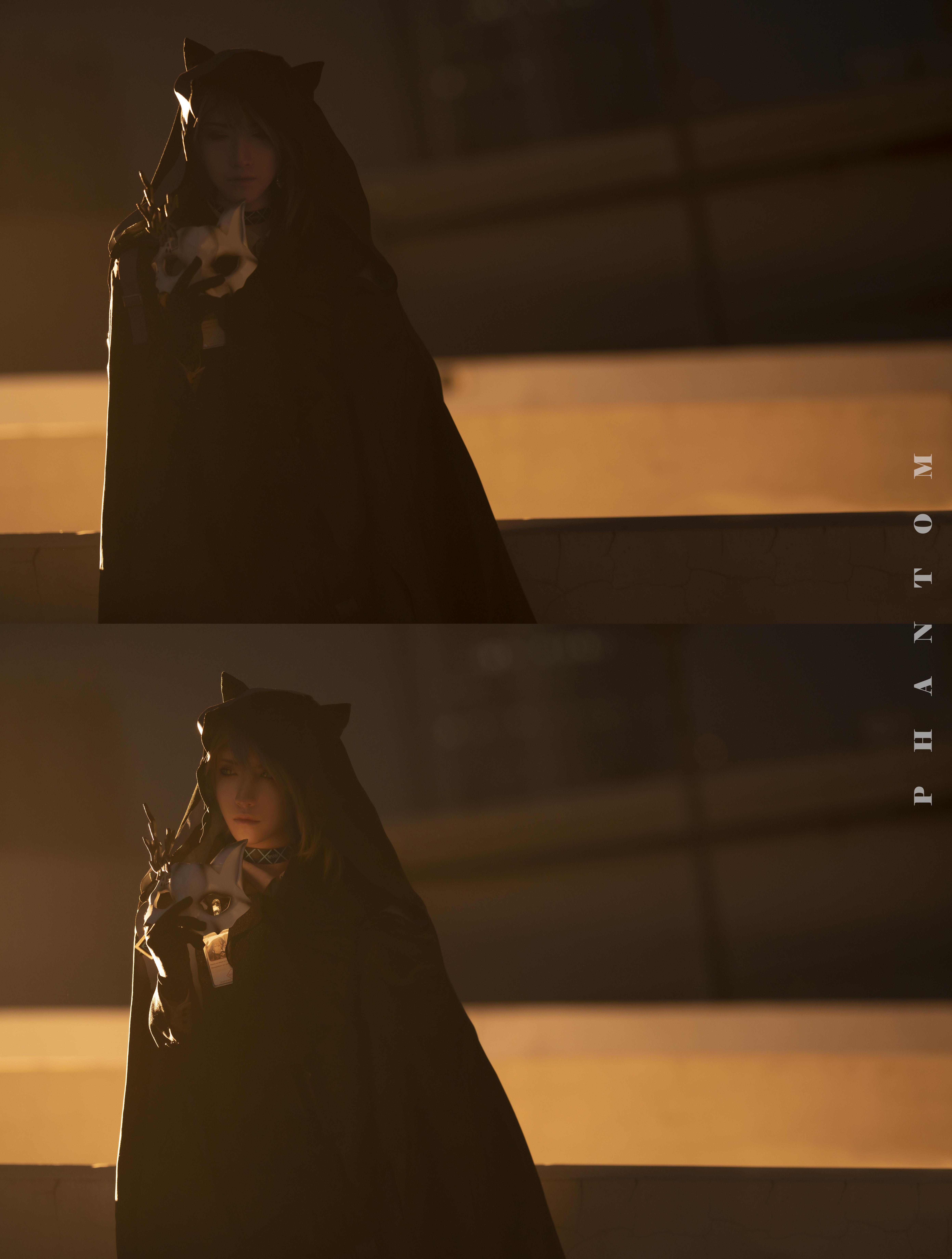 《明日方舟》正片cosplay【CN:斯诺_Yukina】-第19张