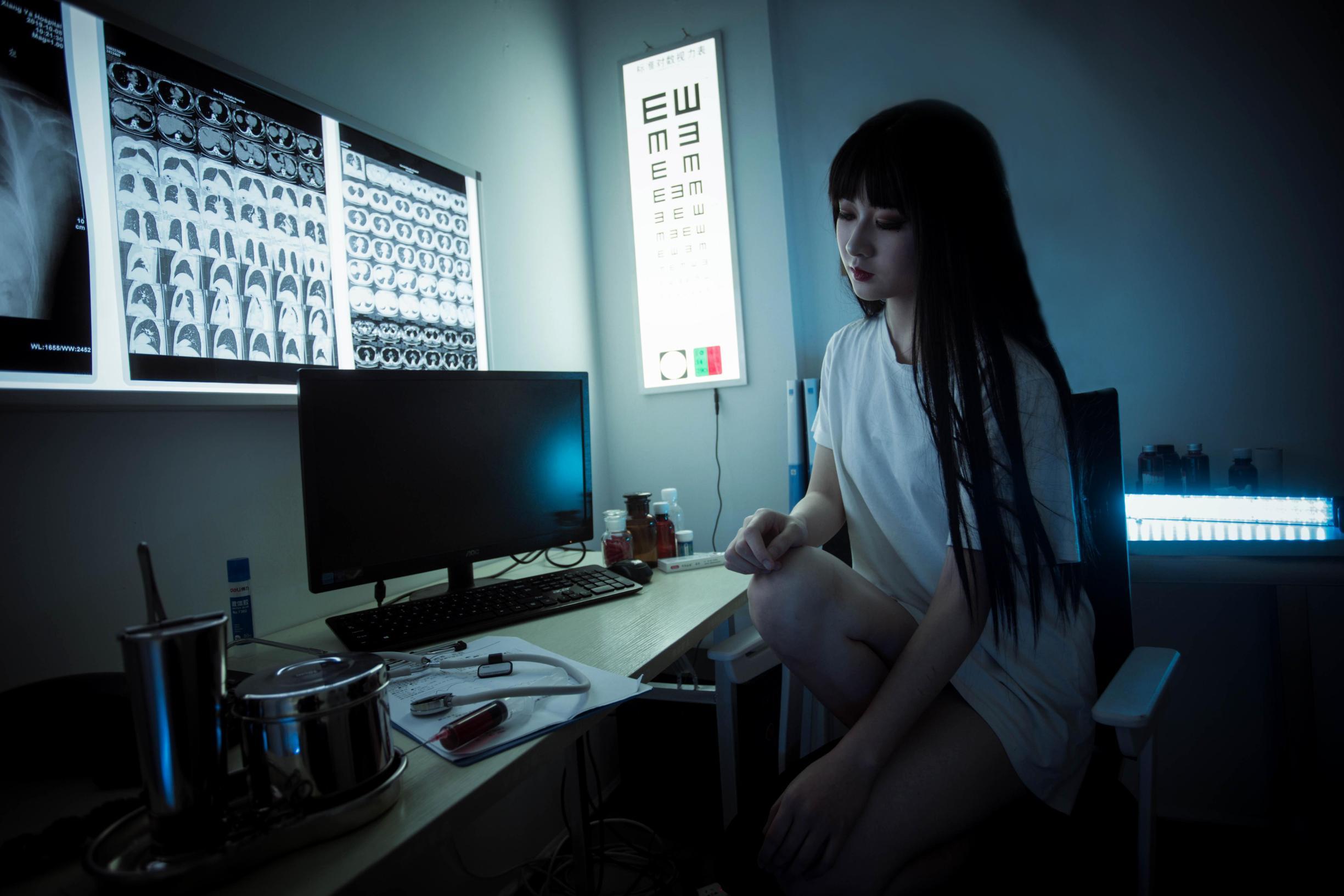 《富江》伊藤润二cosplay【CN:南繁.】-第3张