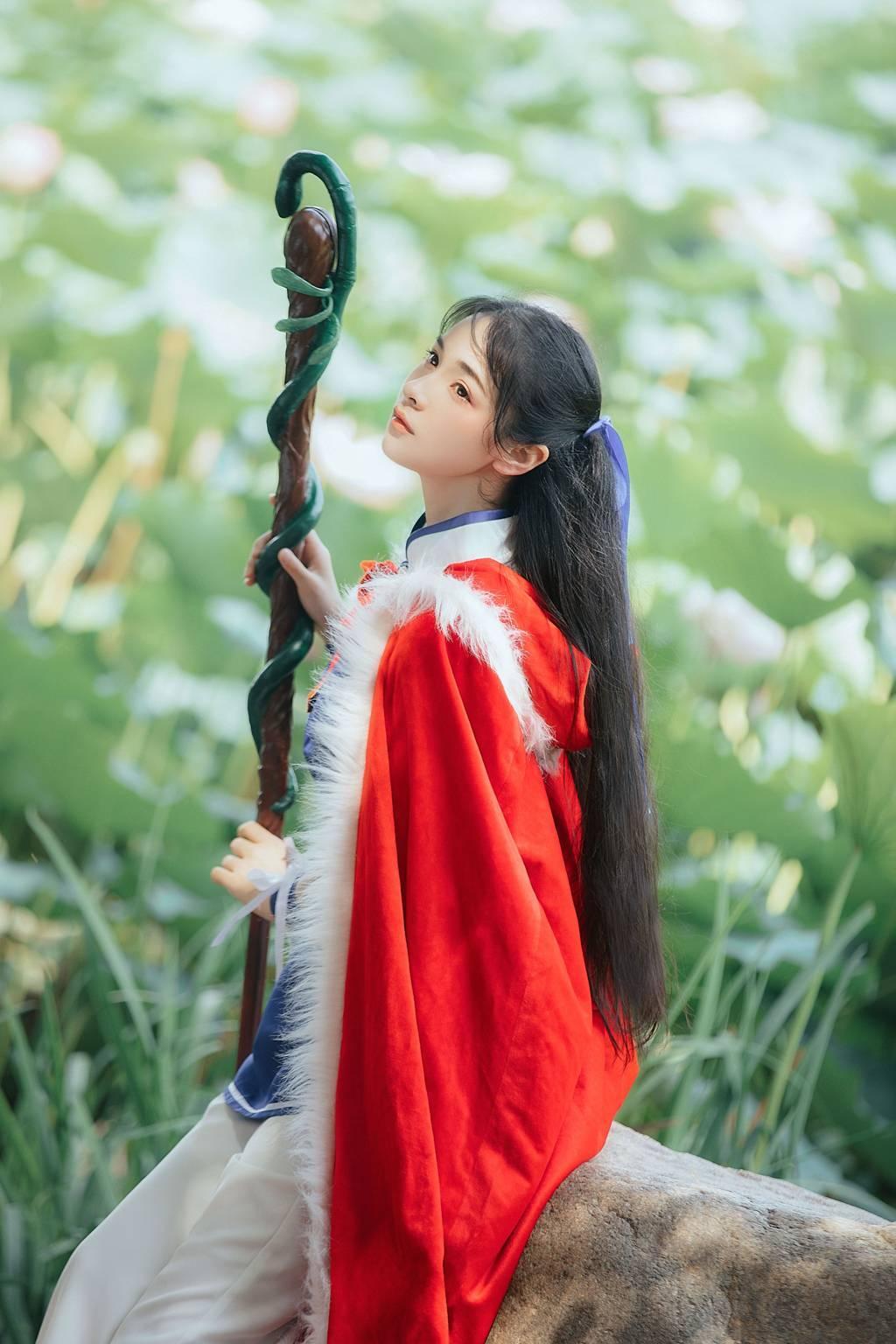外景cosplay【CN:水晶雪梨汁_雪梨】-第4张