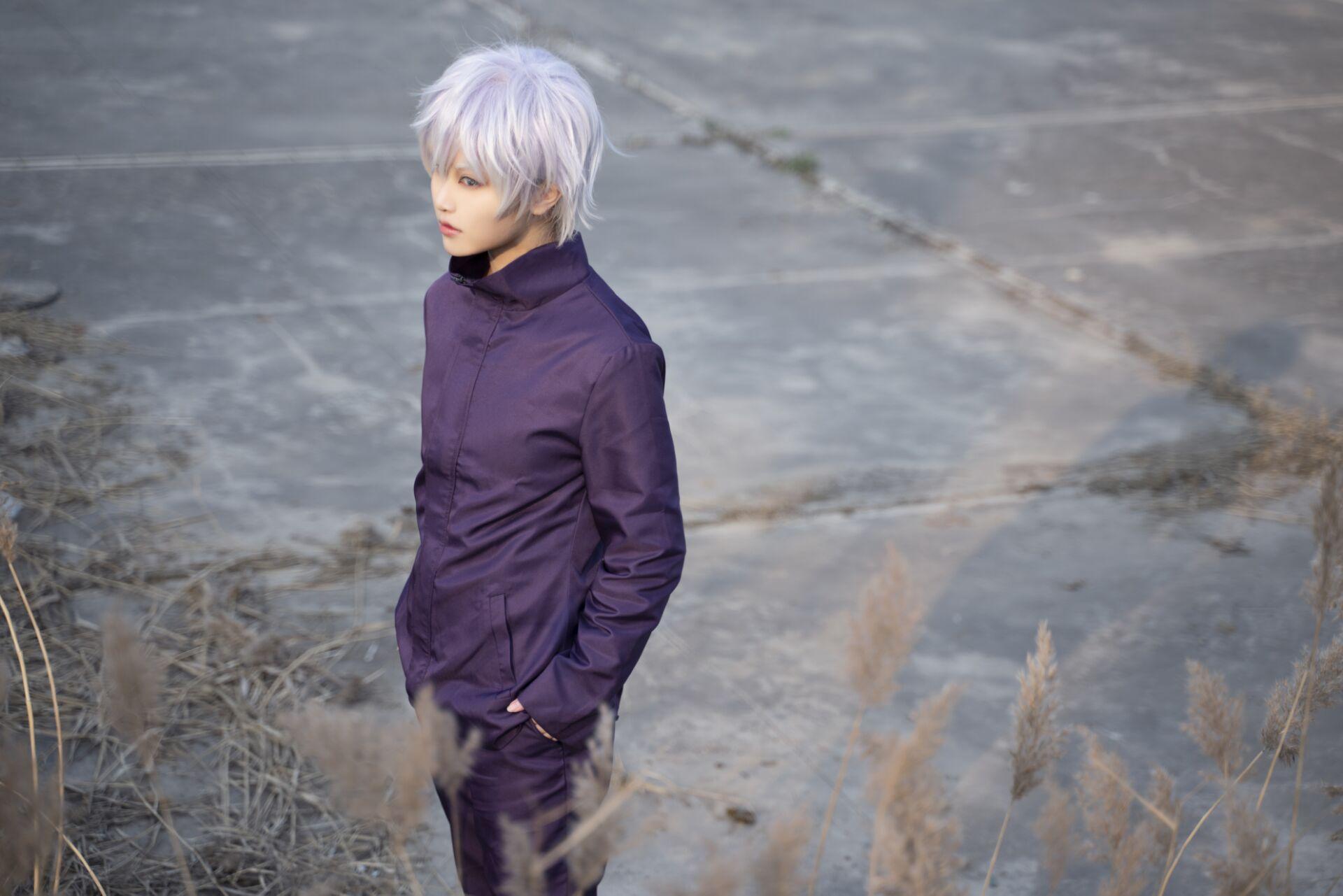 《咒术回战》是伊川啊_cosplay-第2张