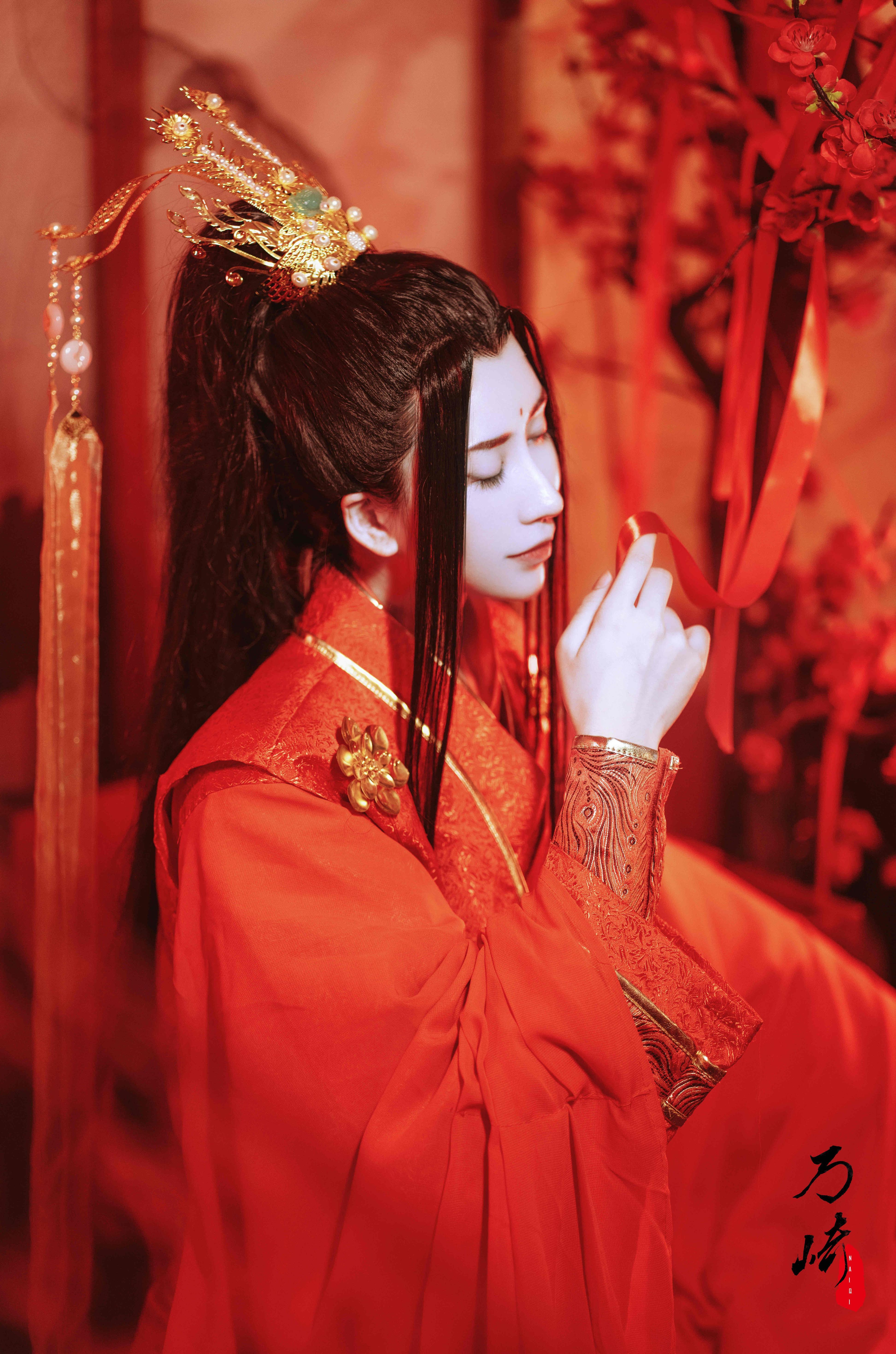《魔道祖师》正片cosplay【CN:NAIQI乃崎】-第5张