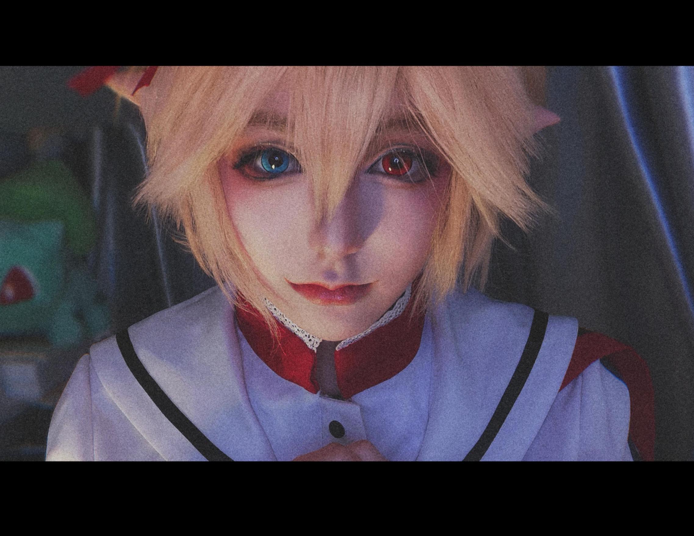 《凹凸世界》试妆cosplay【CN:米郁小天使】-第3张