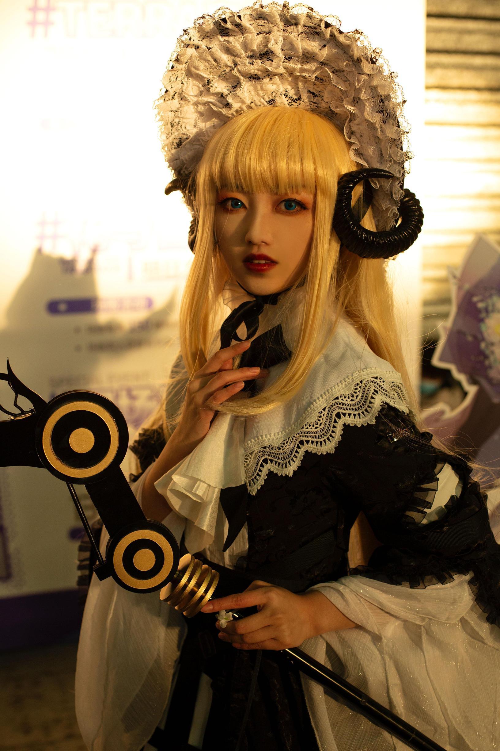 《明日方舟》漫展cosplay【CN:先早】-第5张