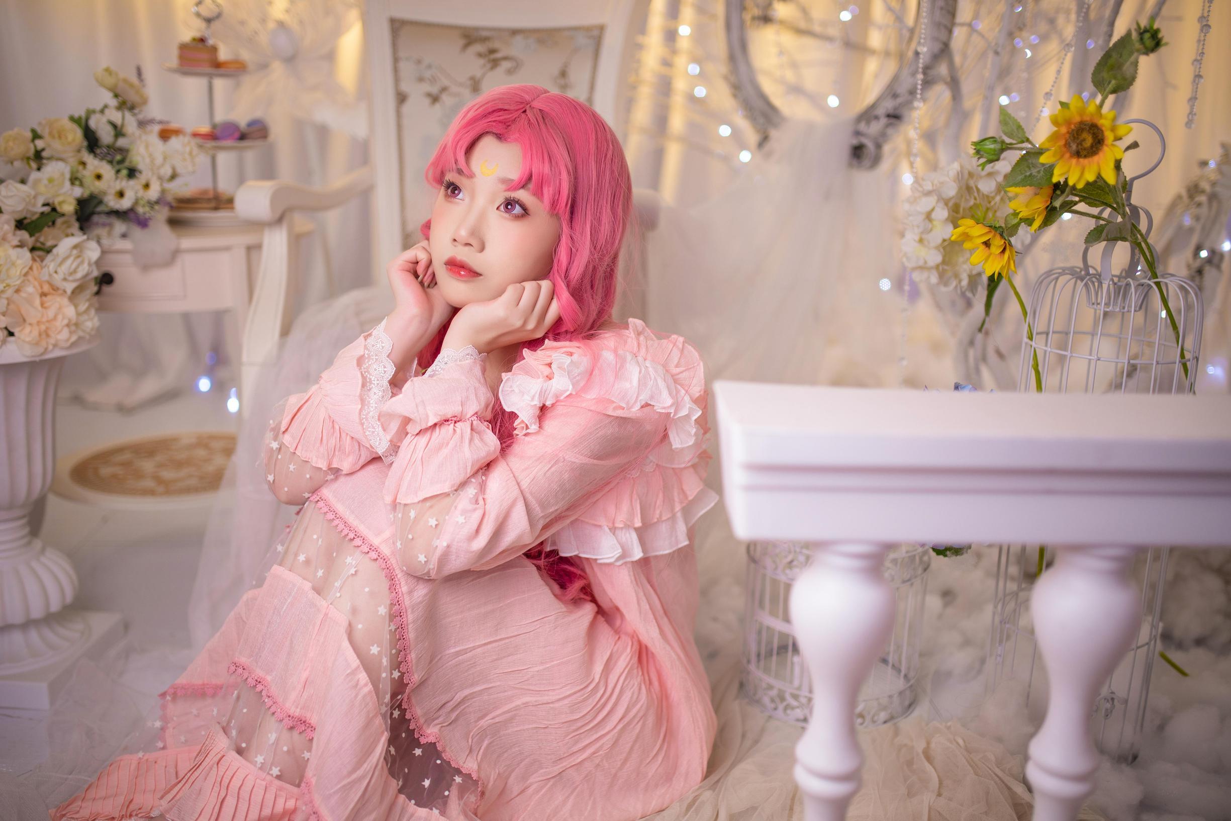 《美少女战士》正片cosplay【CN:月桃氿野】-第3张
